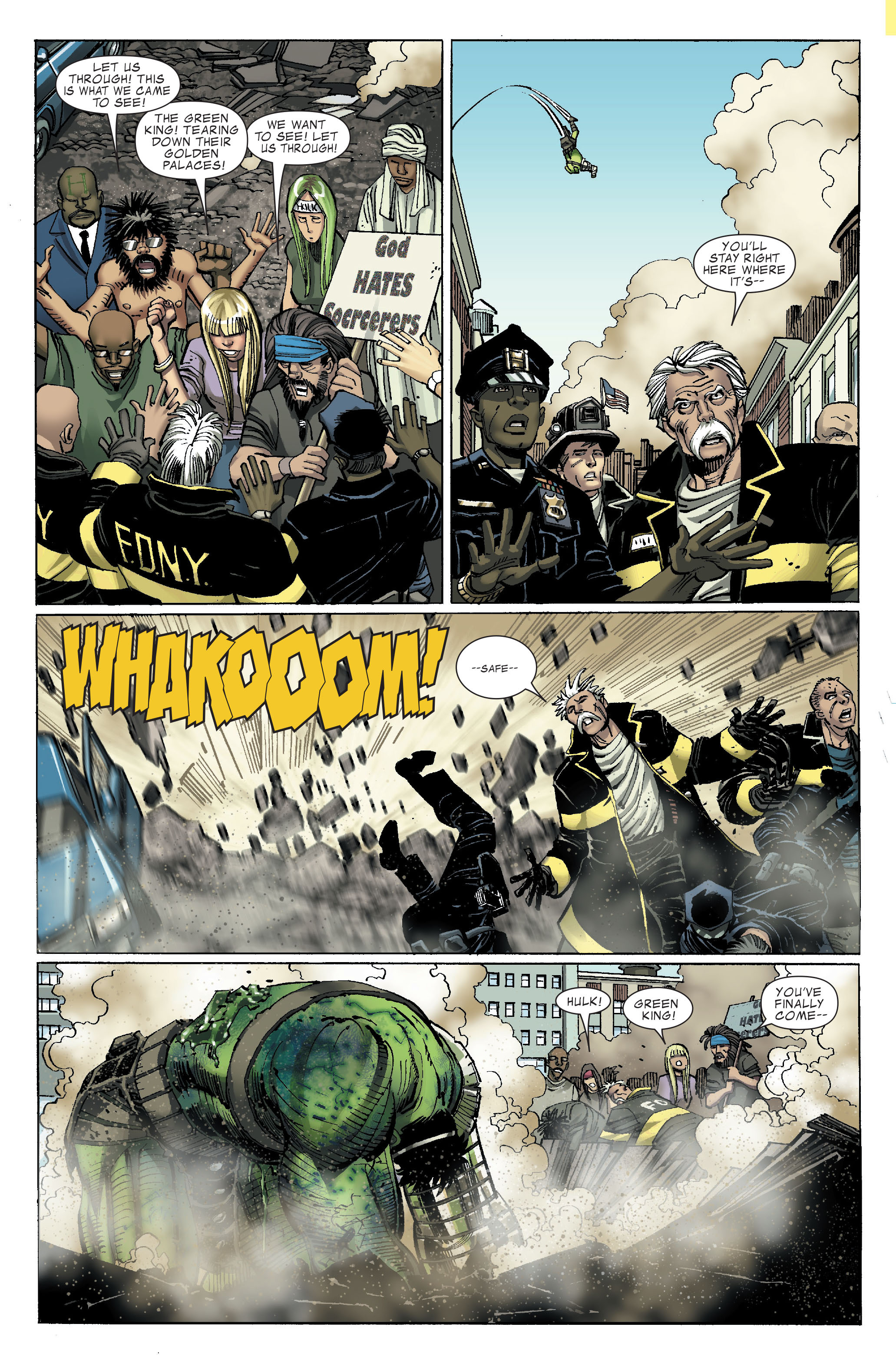 Read online World War Hulk comic -  Issue #4 - 8