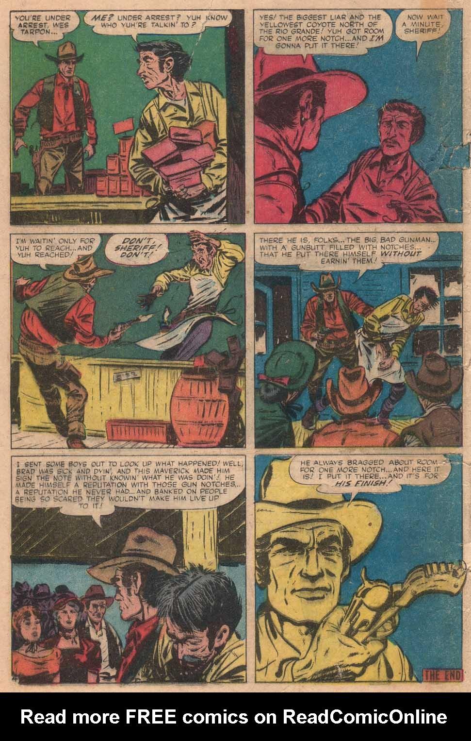 Read online Two-Gun Kid comic -  Issue #38 - 24
