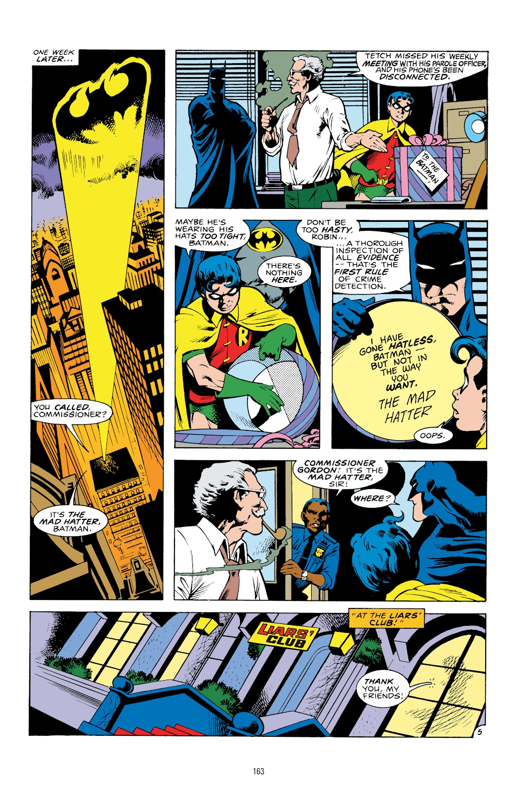 Read online Detective Comics (1937) comic -  Issue # _TPB Batman - The Dark Knight Detective 1 (Part 2) - 63