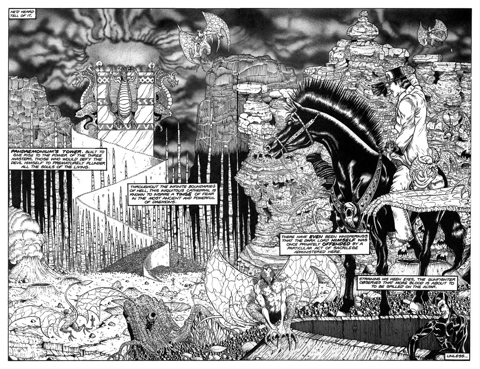 Read online Gunfighters in Hell comic -  Issue #2 - 17