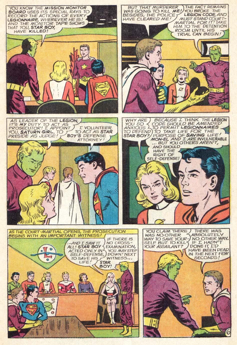 Read online Adventure Comics (1938) comic -  Issue #342 - 9