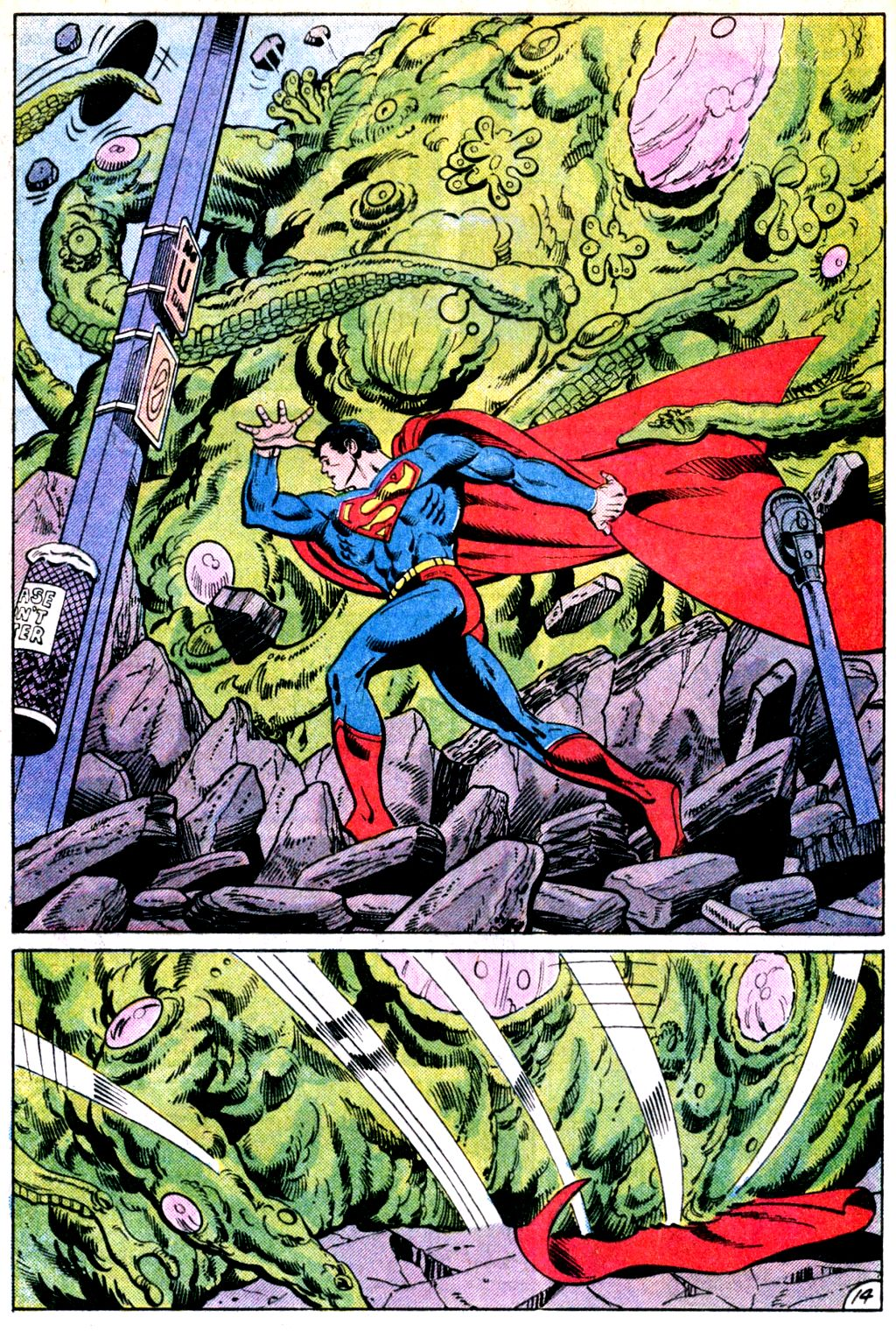 Read online Adventures of Superman (1987) comic -  Issue #Adventures of Superman (1987) _Annual 1 - 15