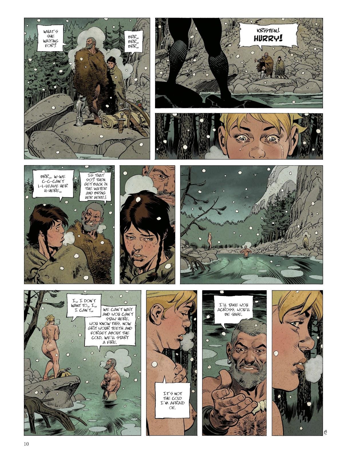 Read online Asgard comic -  Issue #2 - 12