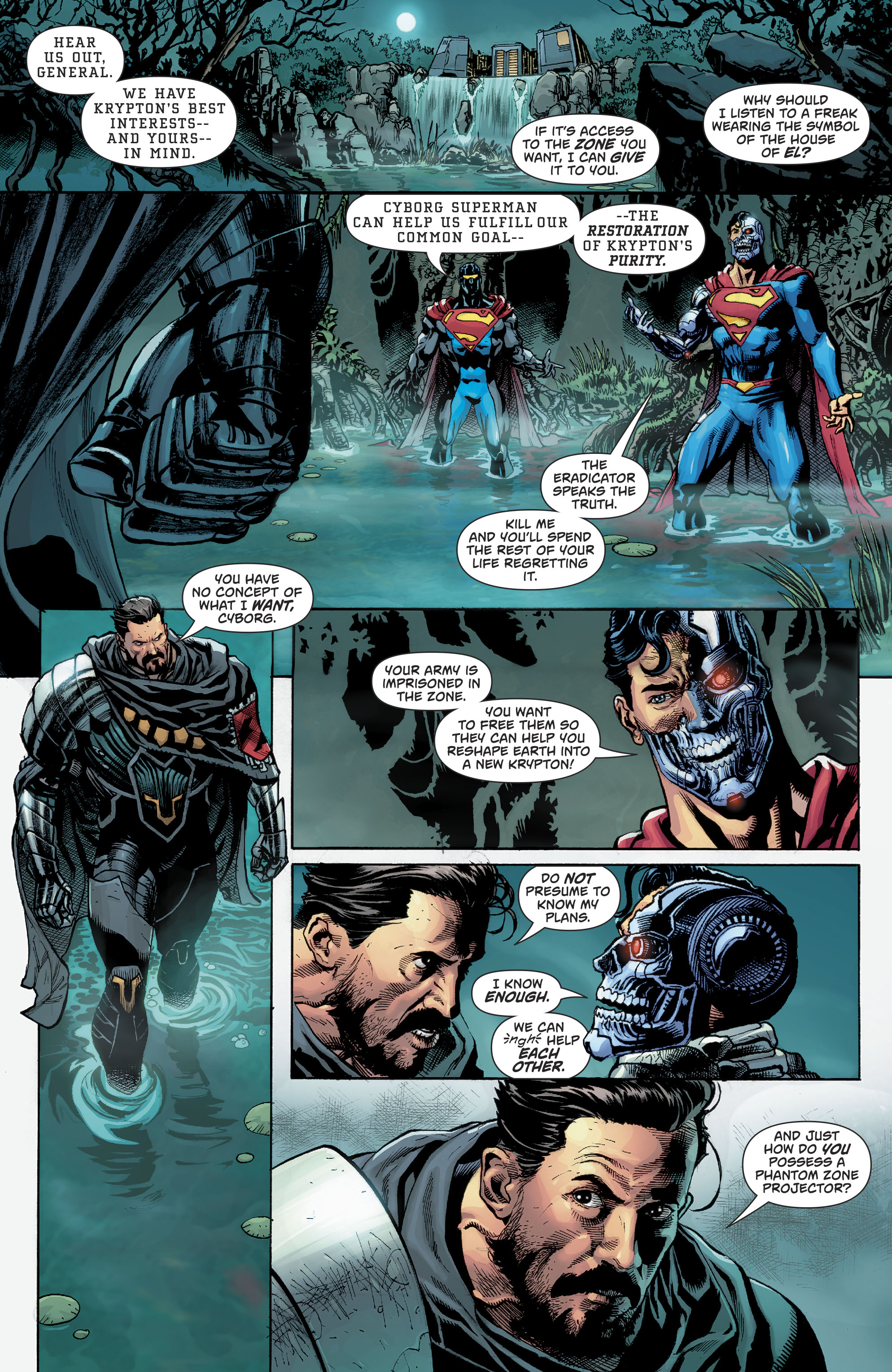 Read online Action Comics (2016) comic -  Issue #981 - 8