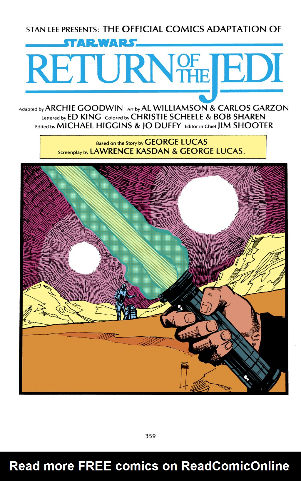 Read online Star Wars Omnibus comic -  Issue # Vol. 18.5 - 78
