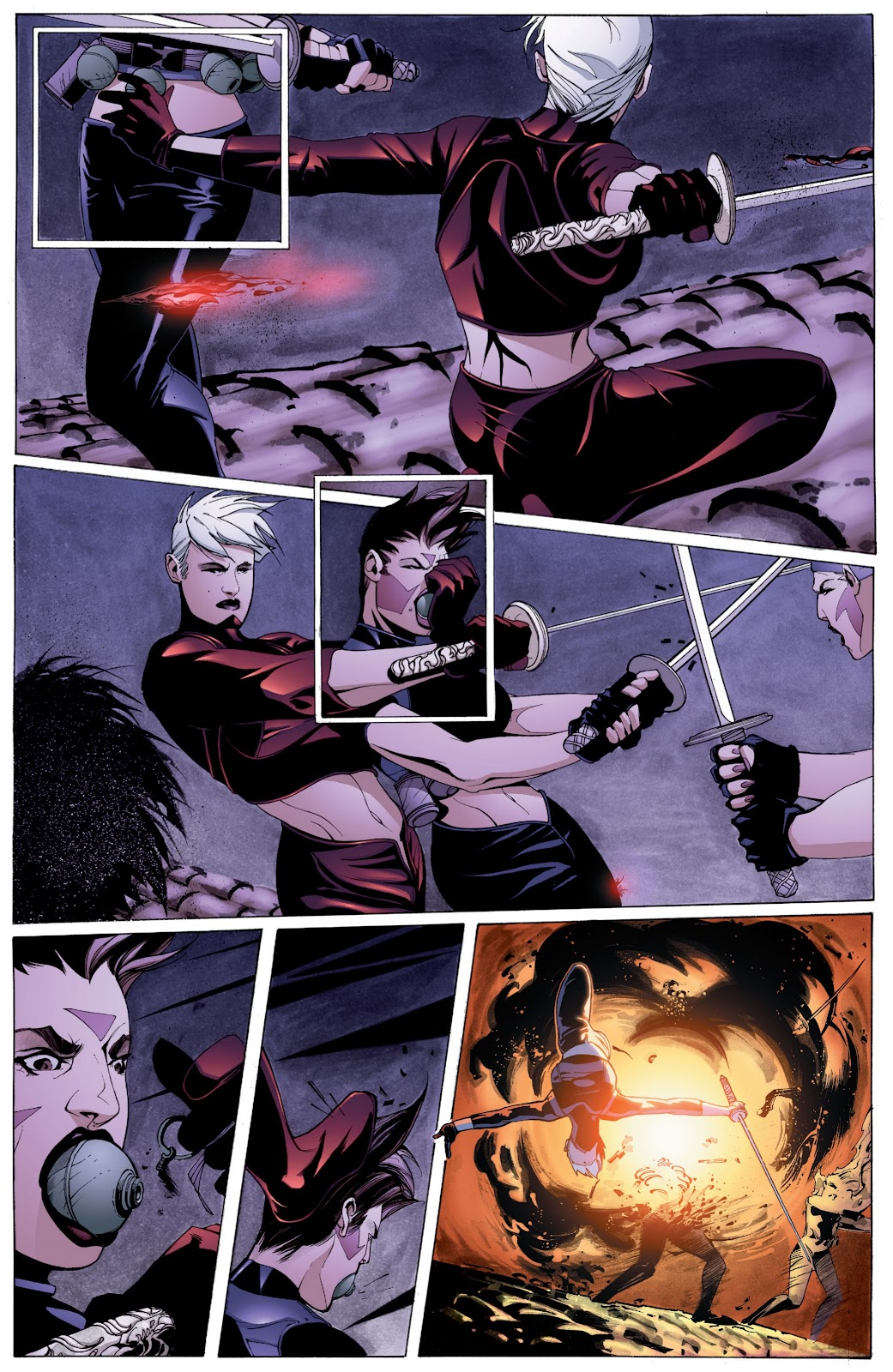Wildcats Version 3.0 Issue #13 #13 - English 16