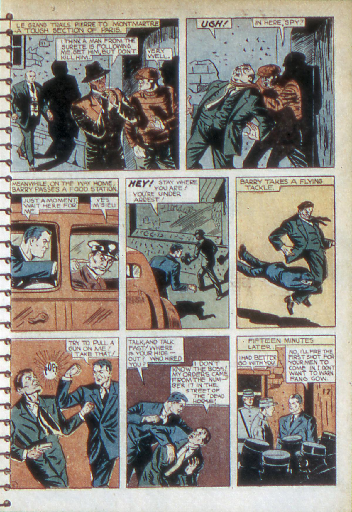 Read online Adventure Comics (1938) comic -  Issue #52 - 24