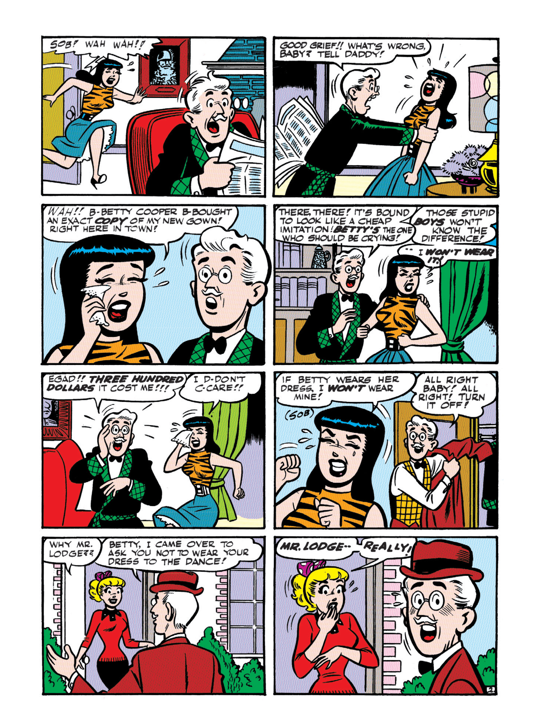 Read online Archie 75th Anniversary Digest comic -  Issue #4 - 5