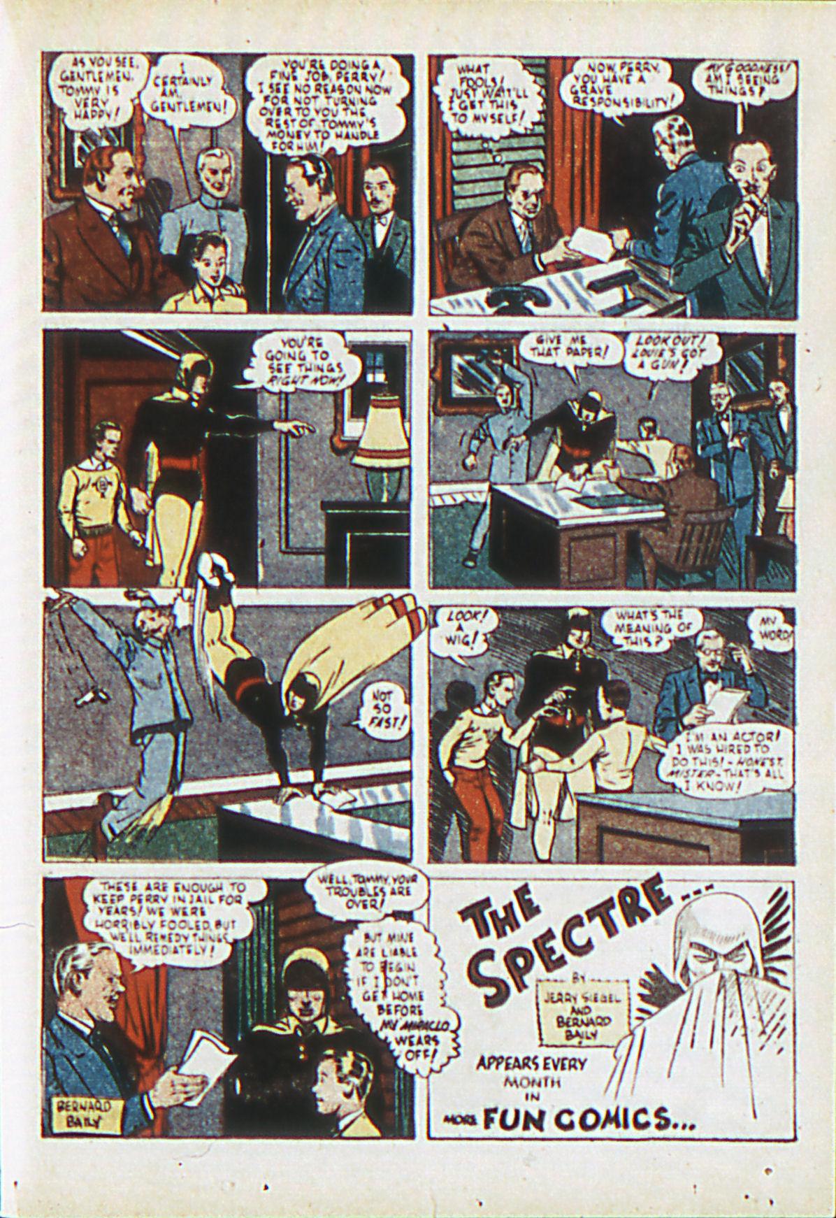 Read online Adventure Comics (1938) comic -  Issue #62 - 40