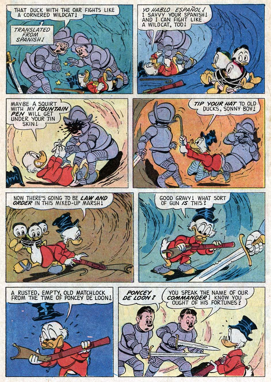 Read online Uncle Scrooge (1953) comic -  Issue #97 - 15