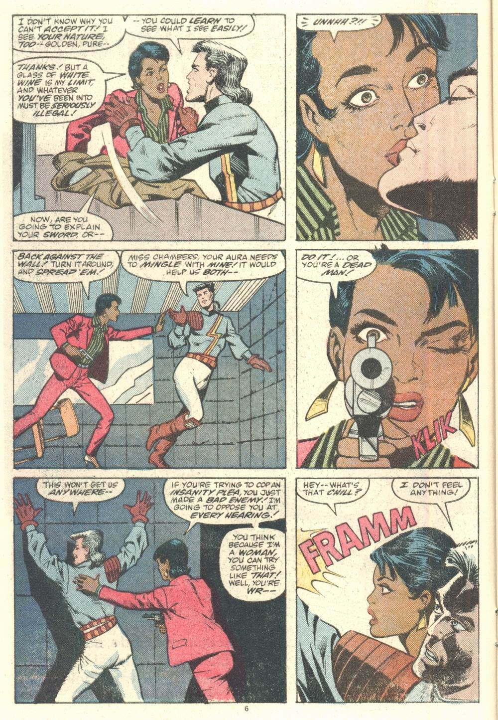 Read online Justice (1986) comic -  Issue #2 - 7