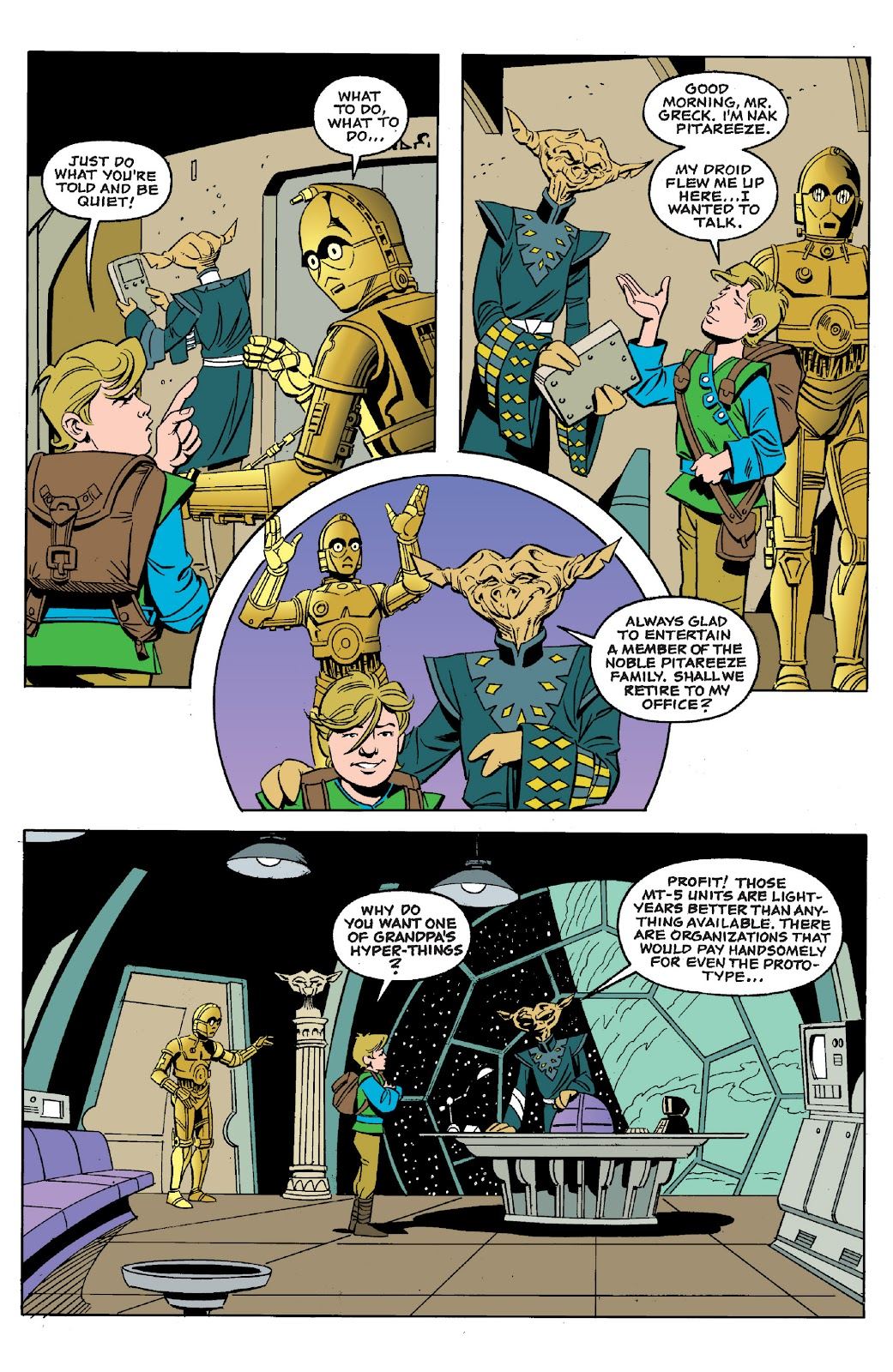 Read online Star Wars Legends Epic Collection: The Empire comic -  Issue # TPB 5 (Part 1) - 39
