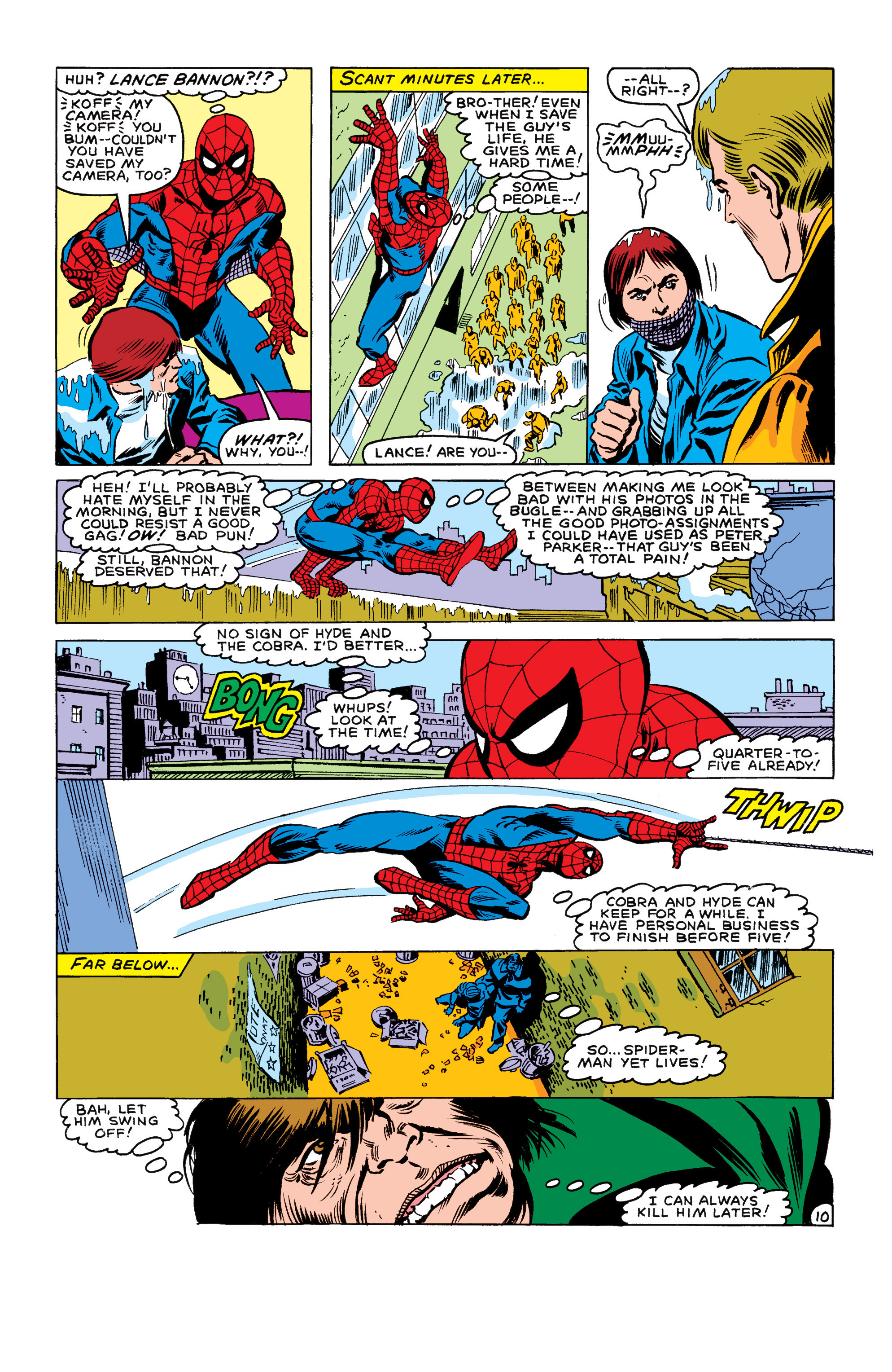 The Amazing Spider-Man (1963) 232 Page 10
