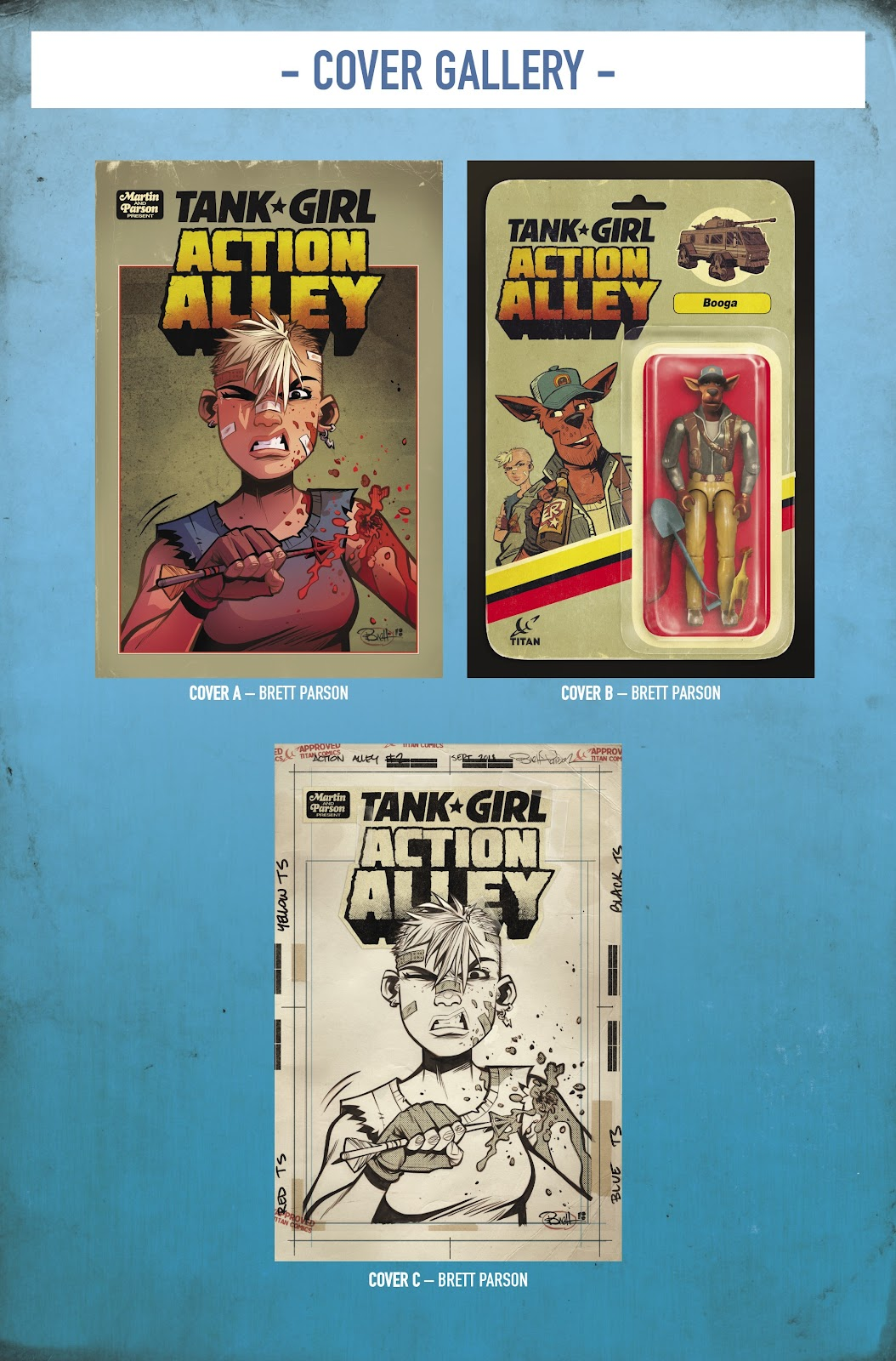 Read online Tank Girl Ongoing comic -  Issue #2 - 25