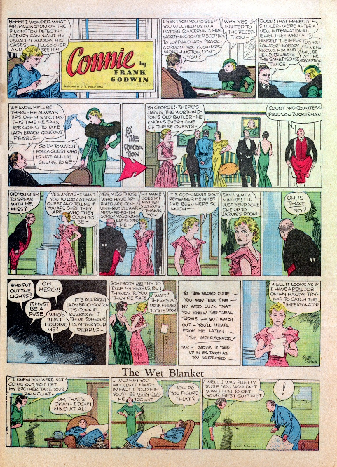 Read online Famous Funnies comic -  Issue #15 - 52