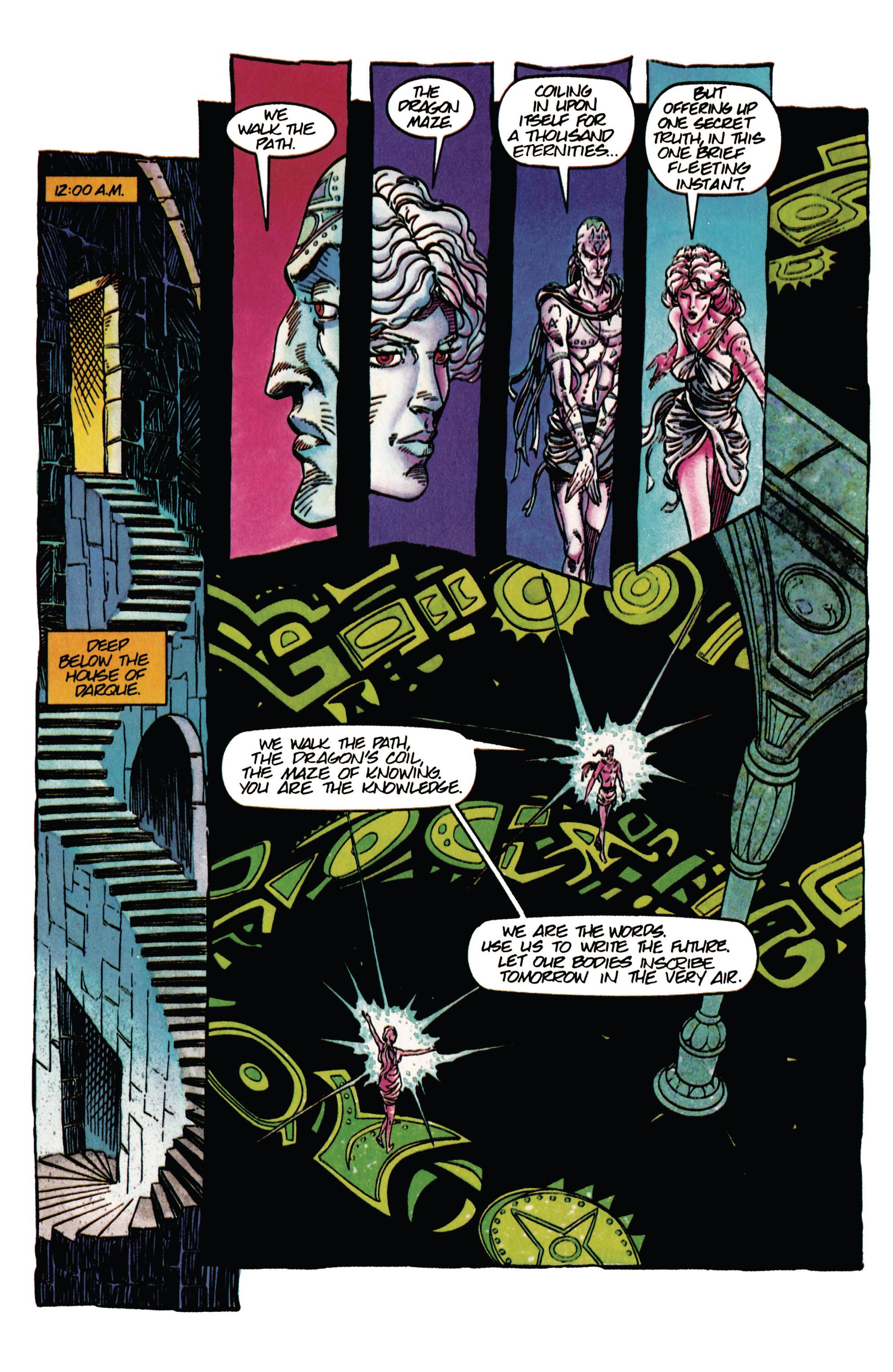 Read online Shadowman (1992) comic -  Issue #28 - 12
