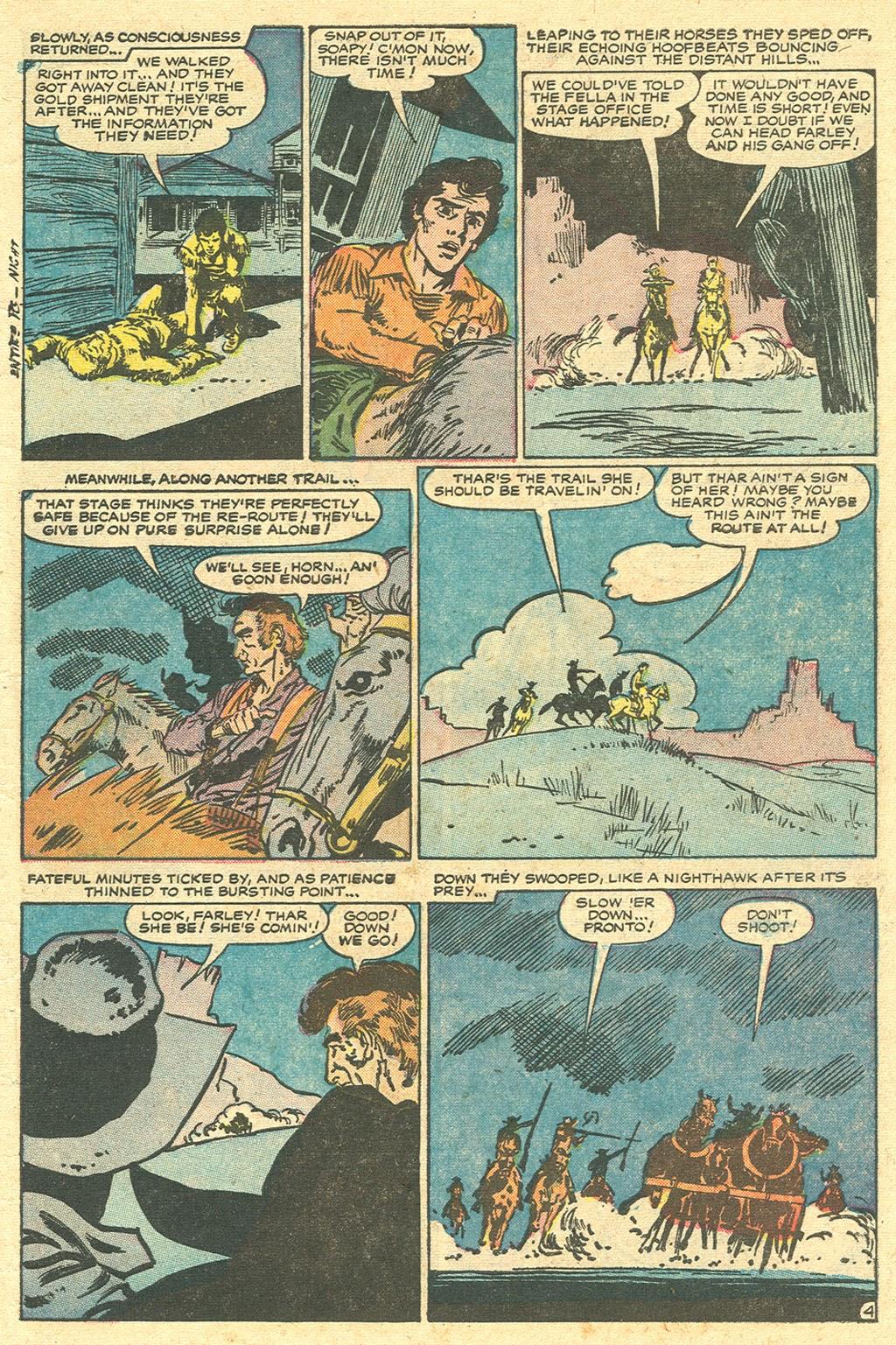 Gunsmoke Western issue 33 - Page 32