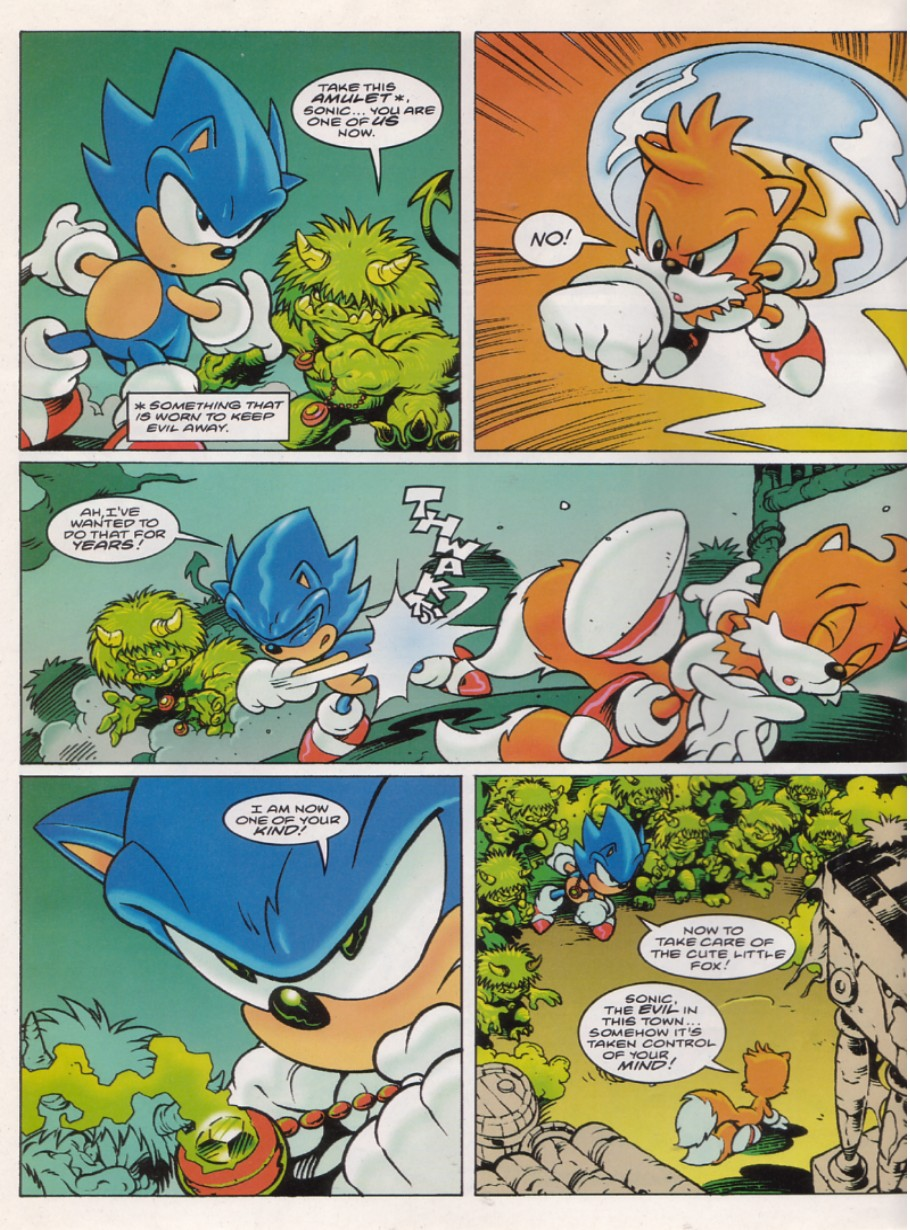 Read online Sonic the Comic comic -  Issue #141 - 6