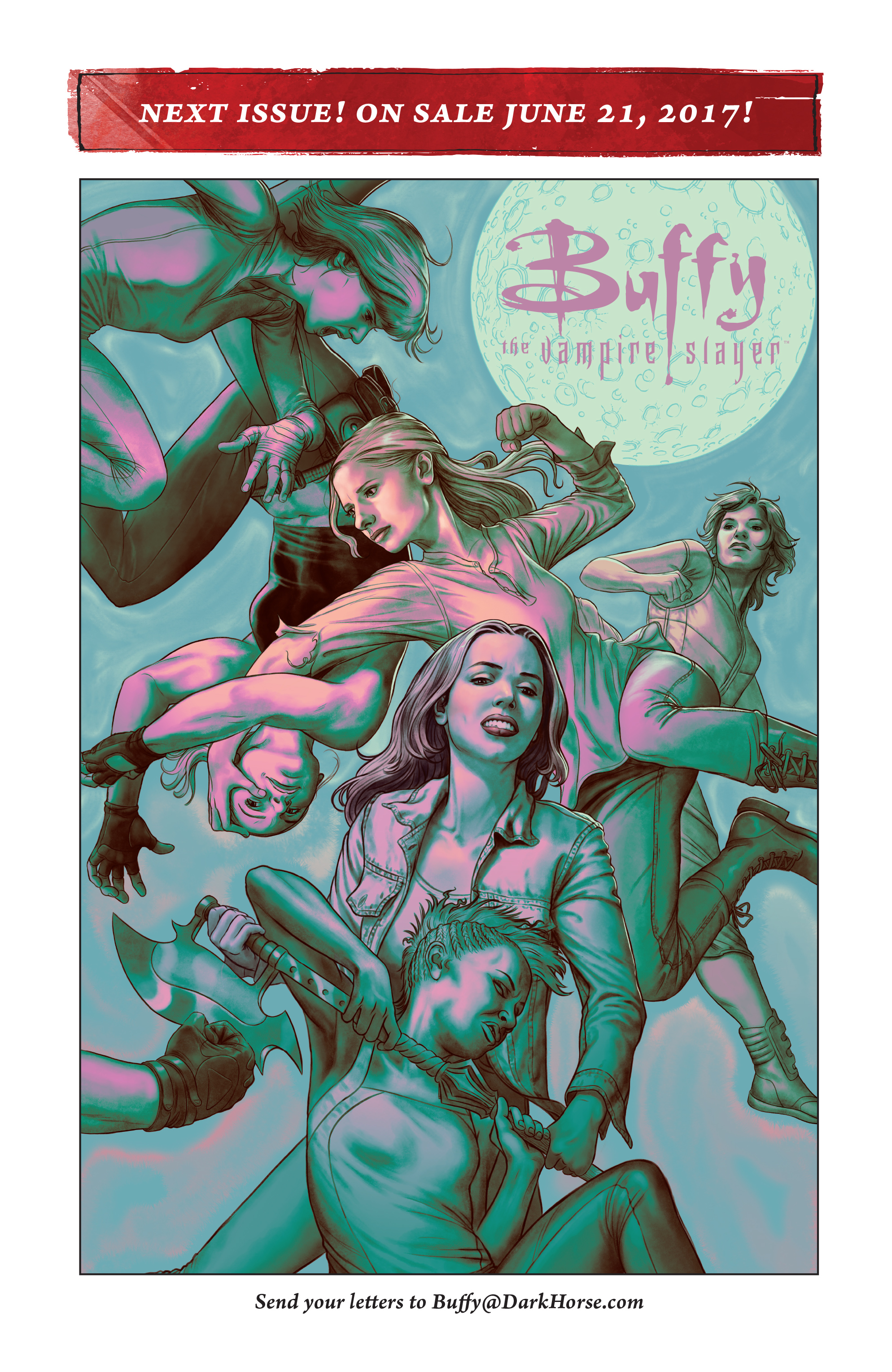 Read online Buffy the Vampire Slayer Season 11 comic -  Issue #7 - 26