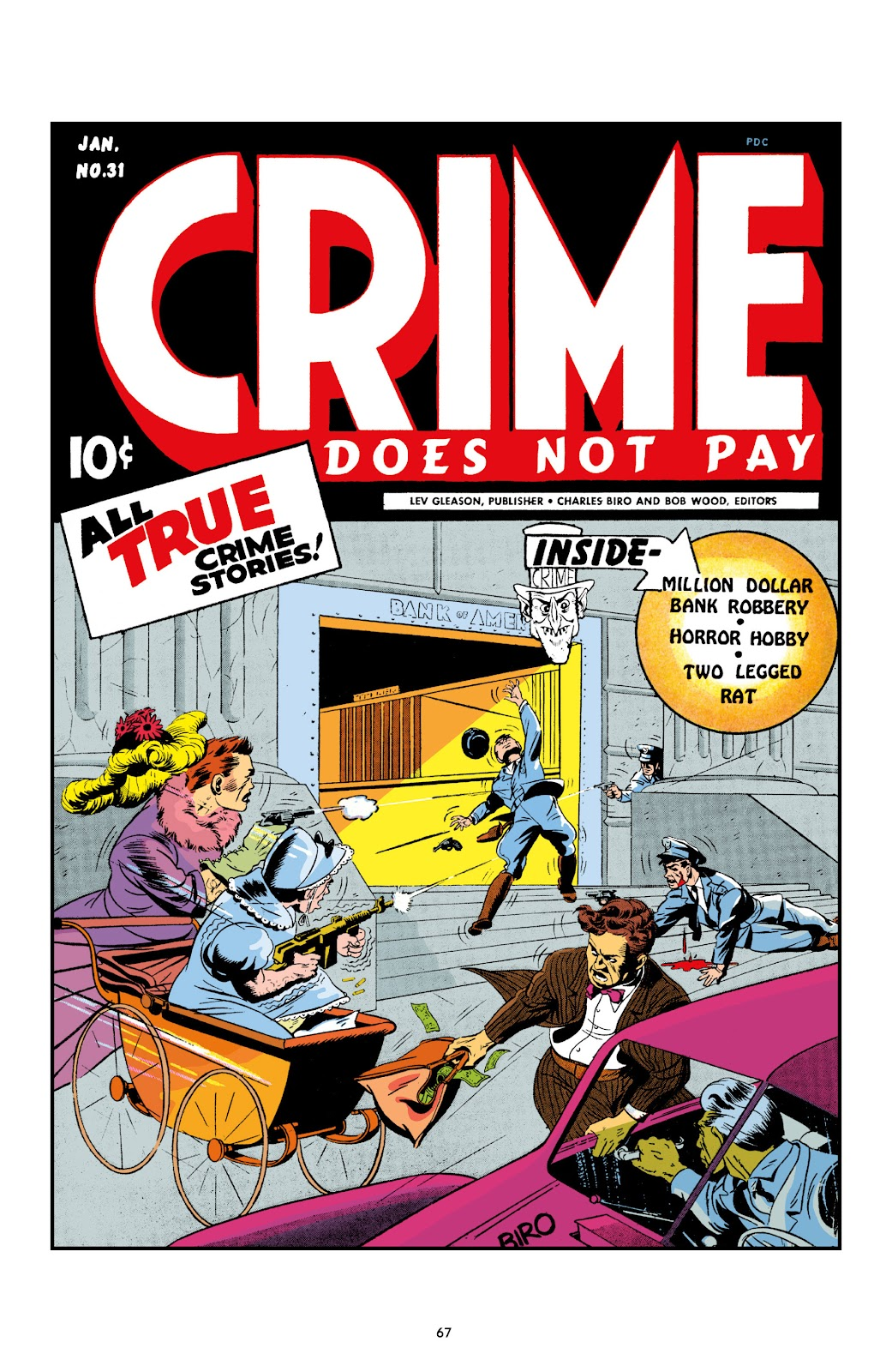 Read online Crime Does Not Pay Archives comic -  Issue # TPB 3 (Part 1) - 67
