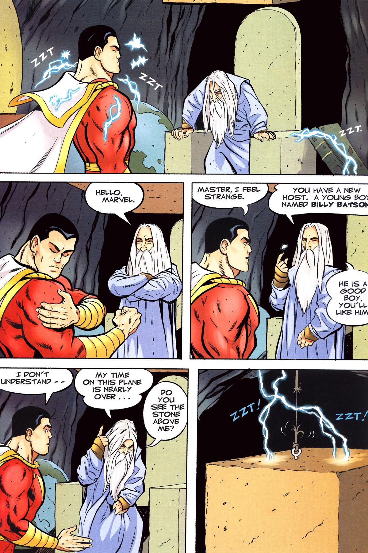 Read online Shazam!: The Monster Society of Evil comic -  Issue #1 - 24