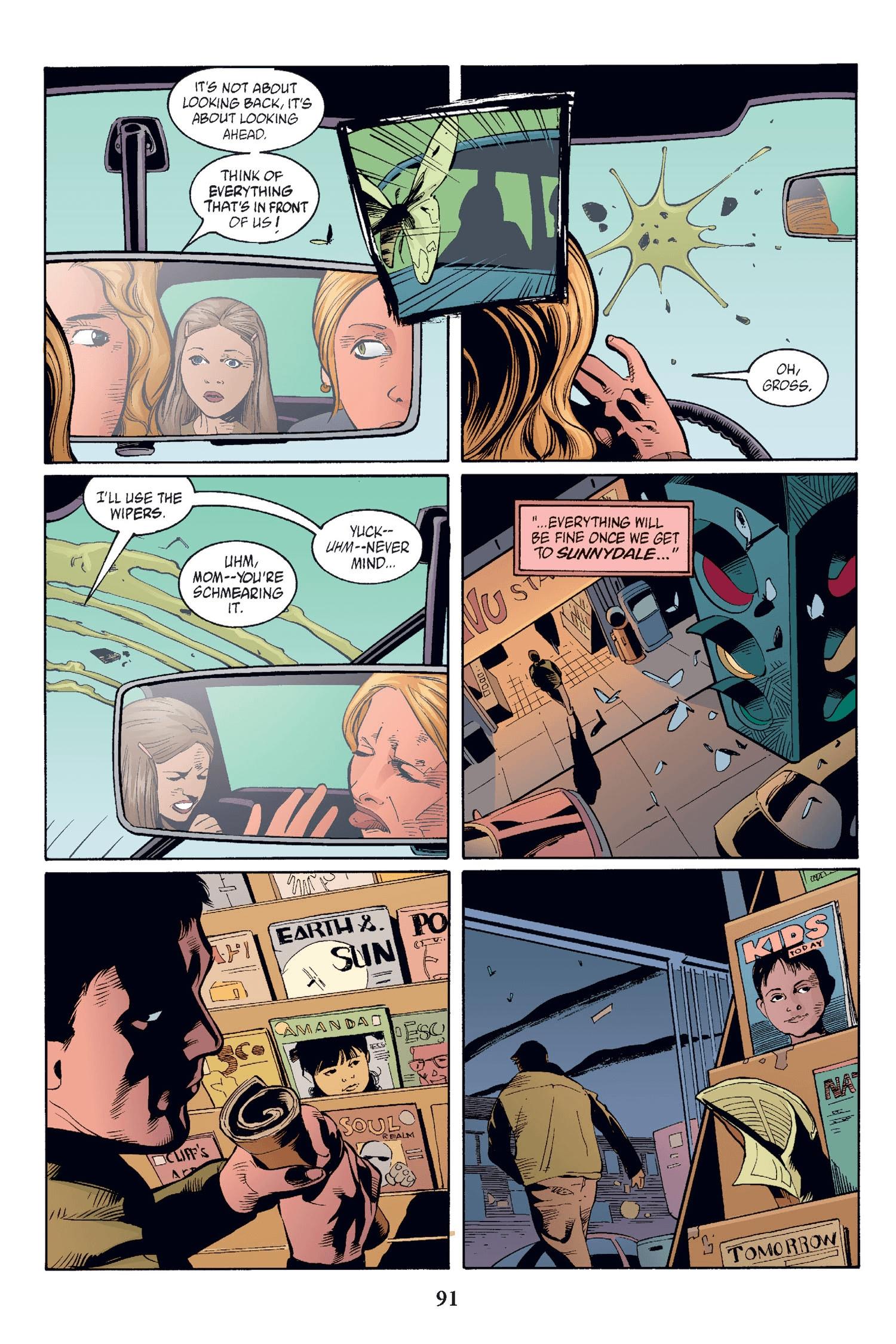Read online Buffy the Vampire Slayer: Omnibus comic -  Issue # TPB 2 - 88