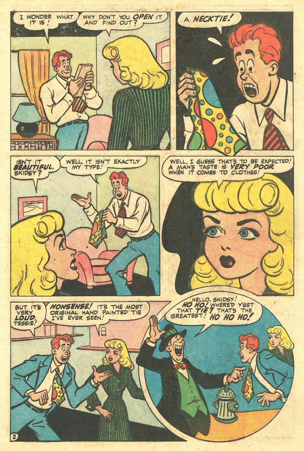 Tessie the Typist issue 11 - Page 11
