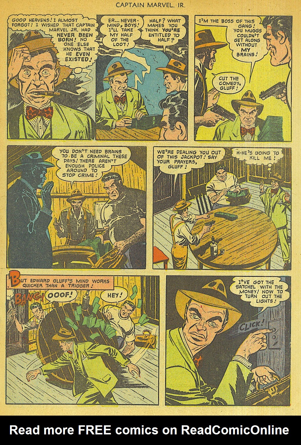 Captain Marvel, Jr. issue 96 - Page 7