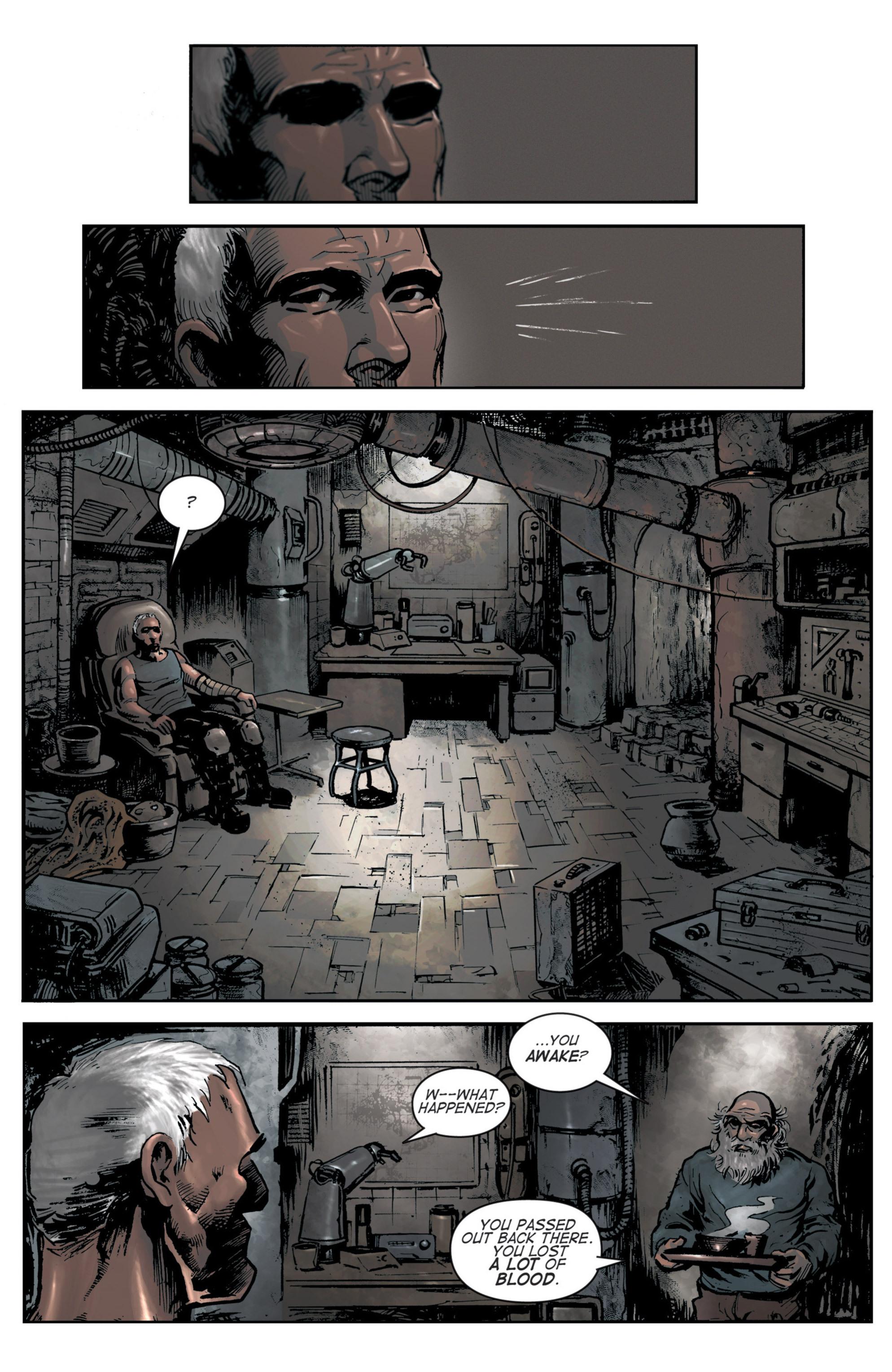 Read online Planetoid comic -  Issue # TPB - 31