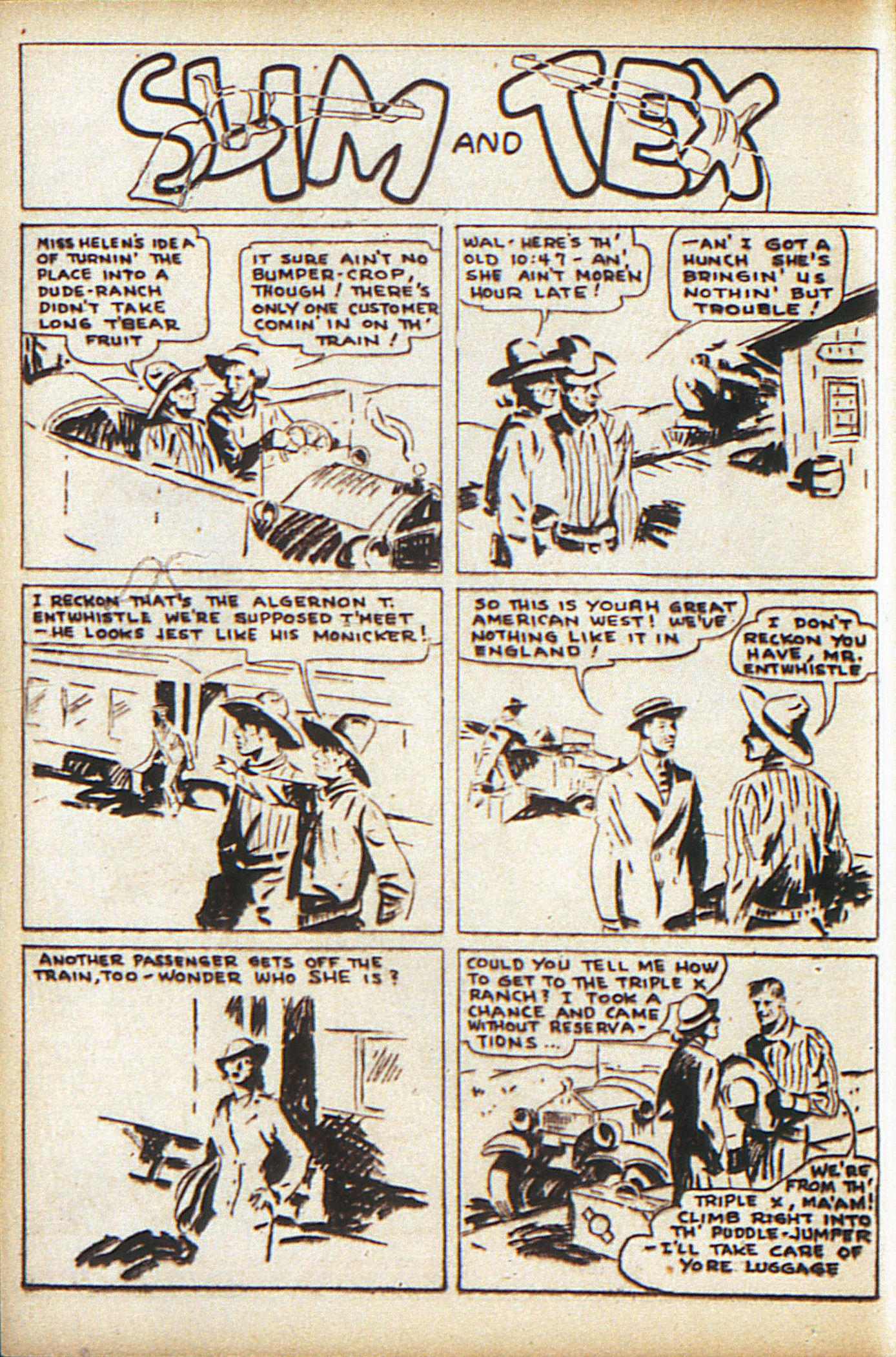 Read online Adventure Comics (1938) comic -  Issue #10 - 45