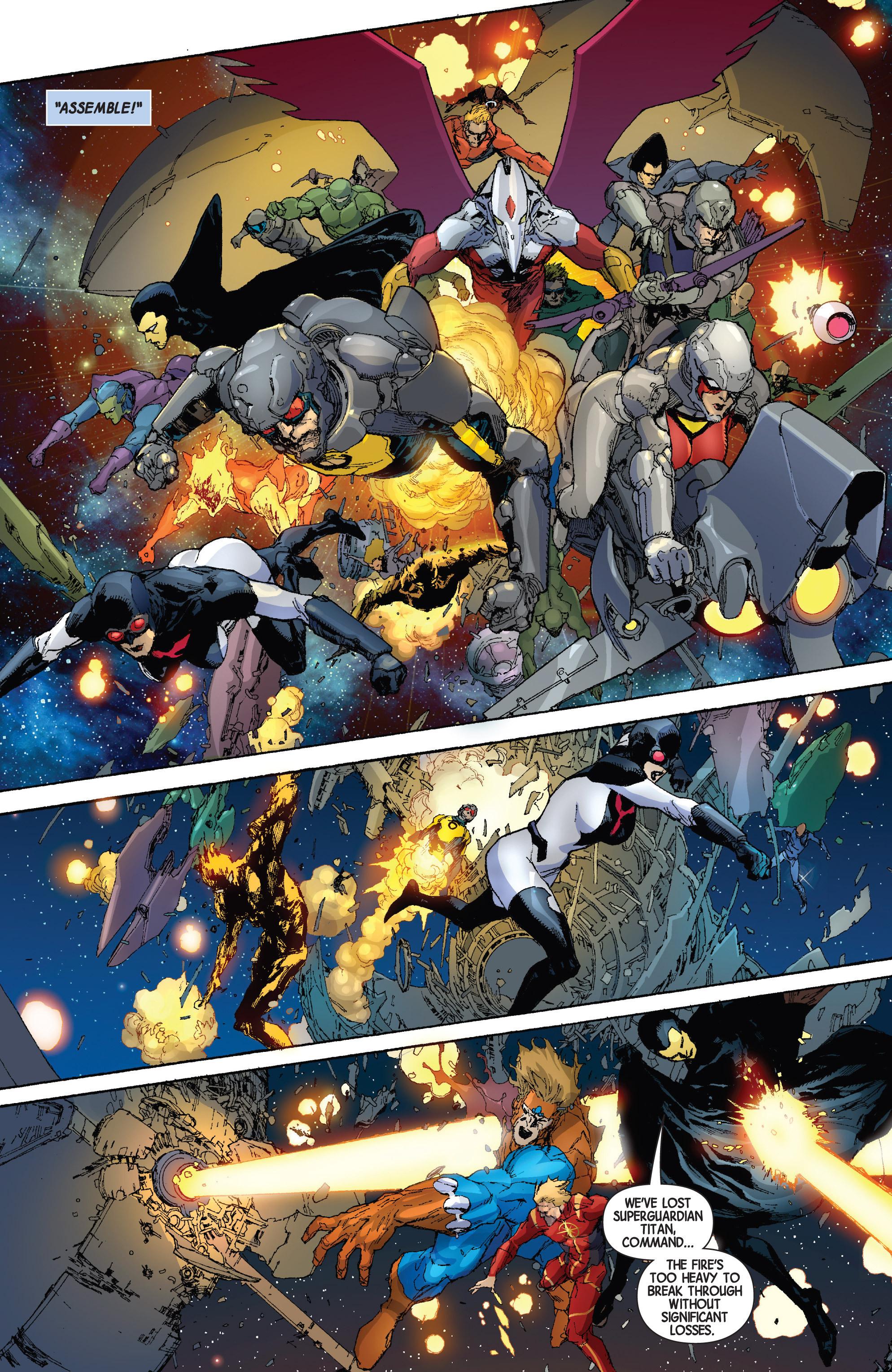 Read online Avengers (2013) comic -  Issue #Avengers (2013) _TPB 4 - 163