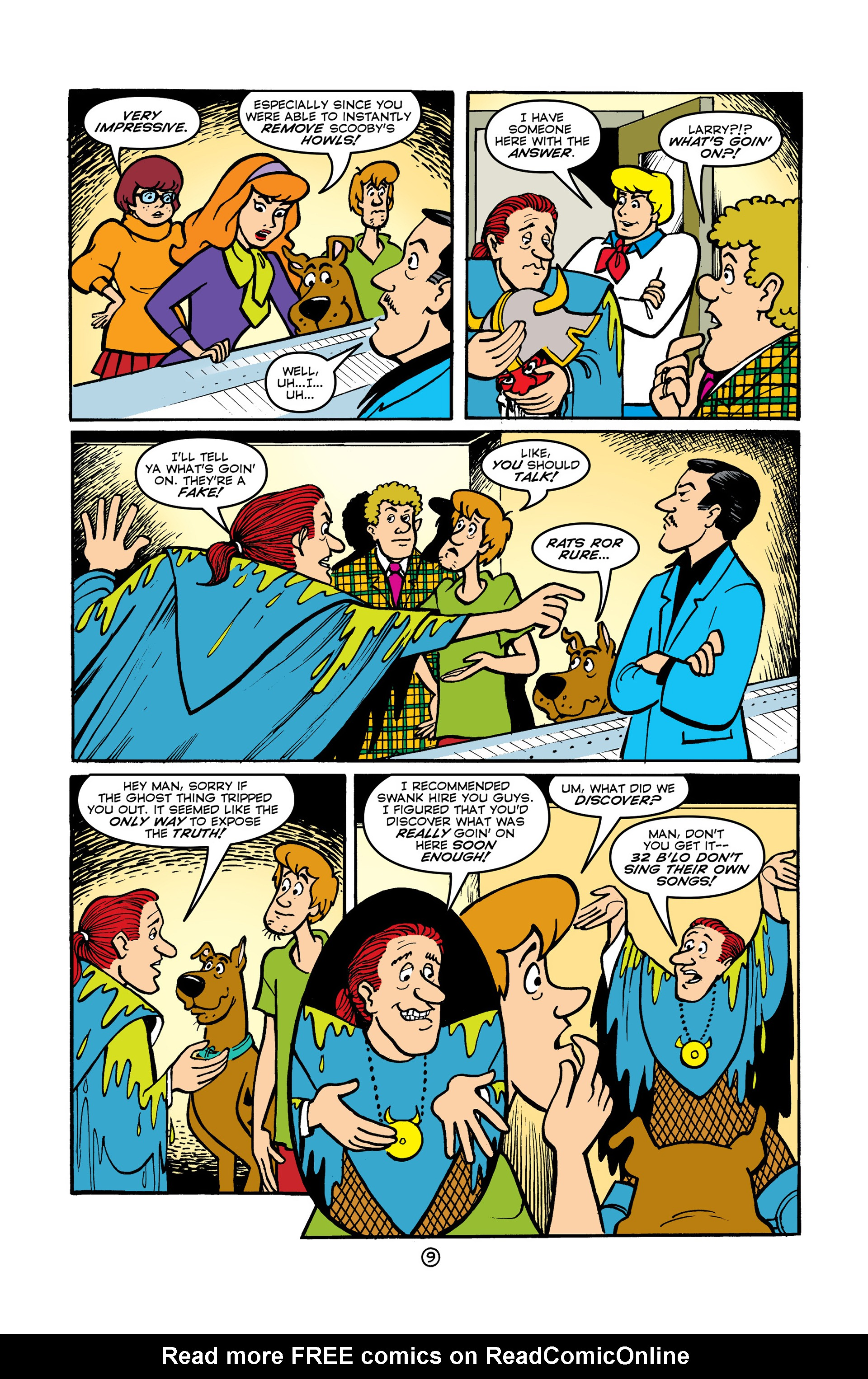 Read online Scooby-Doo (1997) comic -  Issue #47 - 22