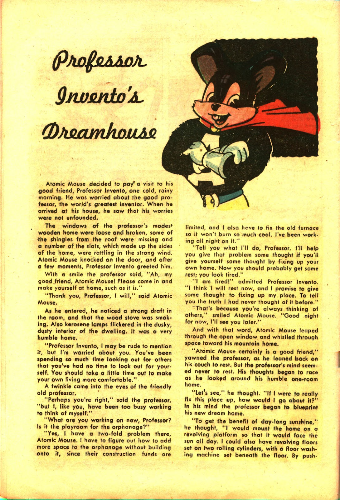 Atomic Mouse issue 8 - Page 20