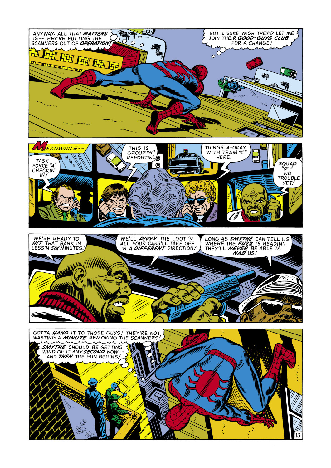 The Amazing Spider-Man (1963) 107 Page 13