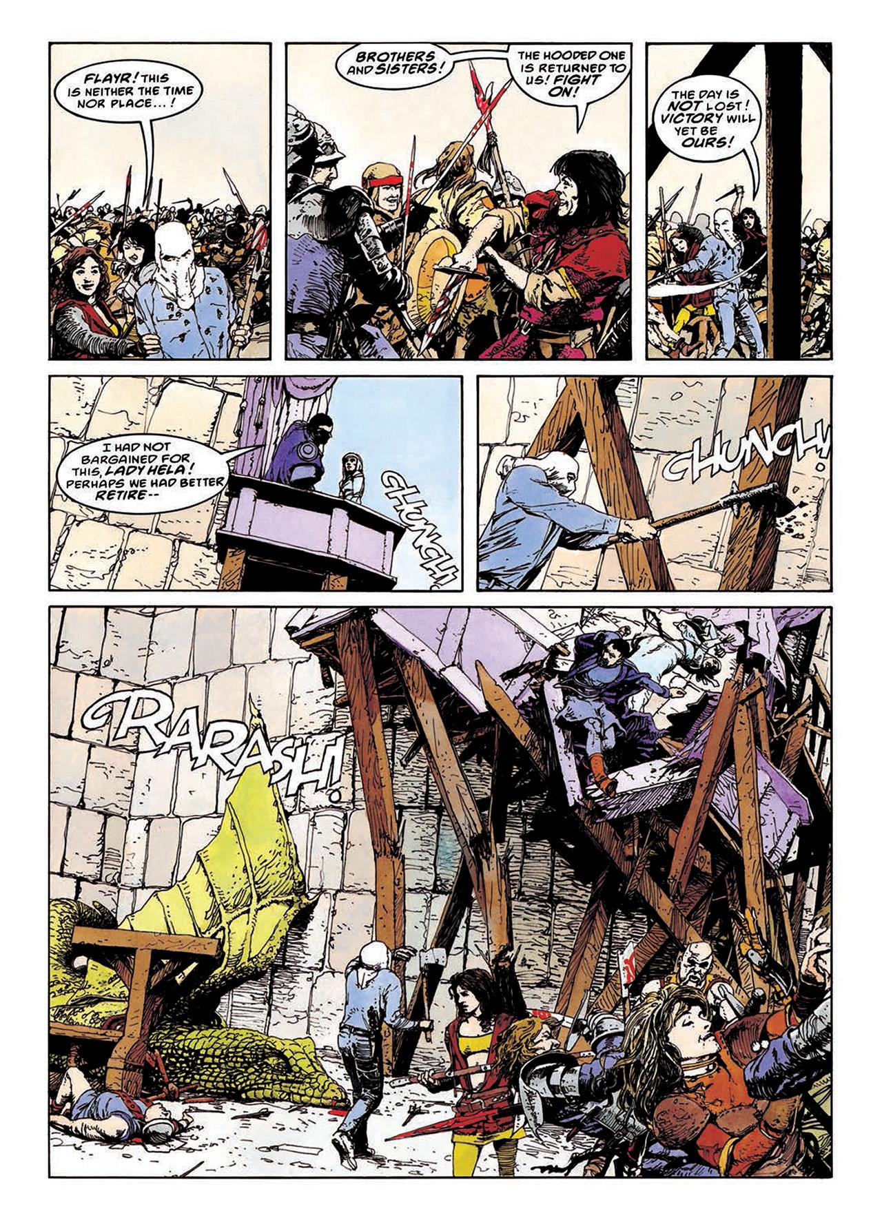 Read online Mazeworld comic -  Issue # TPB - 117