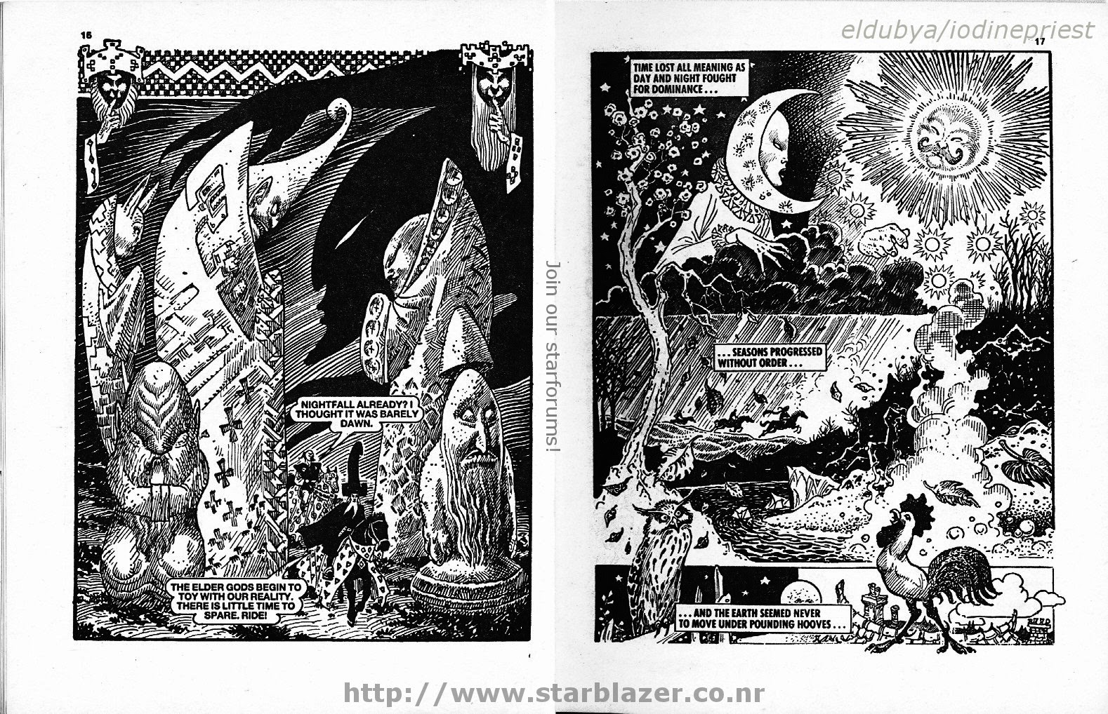 Starblazer issue 271 - Page 10