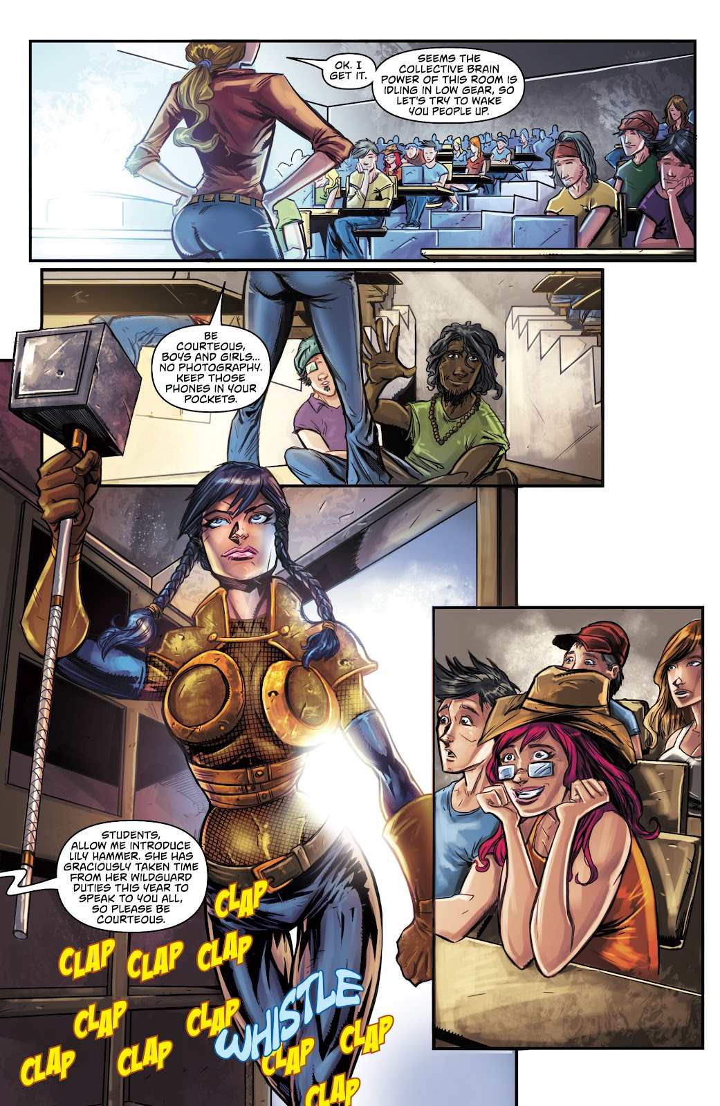 Read online Critter (2015) comic -  Issue #2 - 7