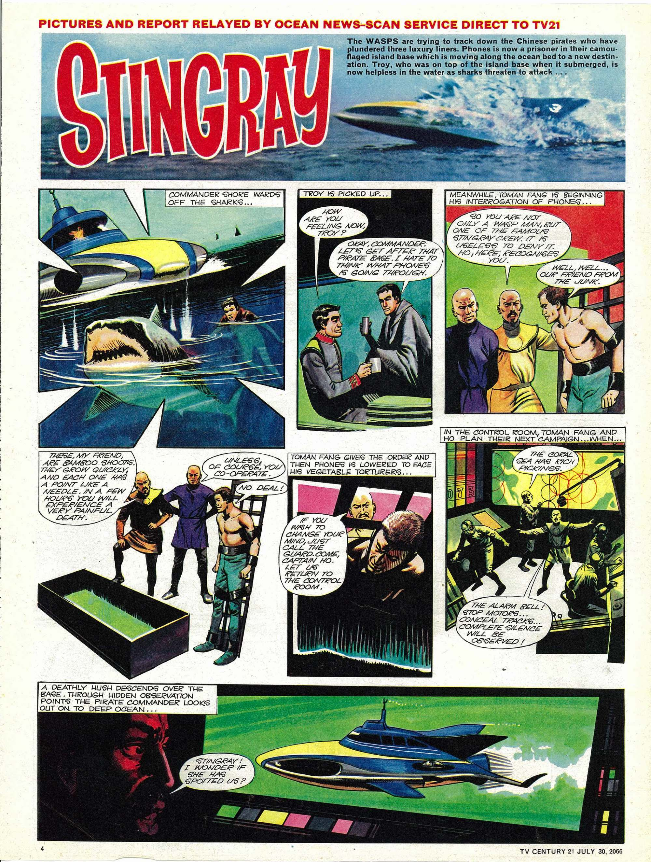 Read online TV Century 21 (TV 21) comic -  Issue #80 - 4