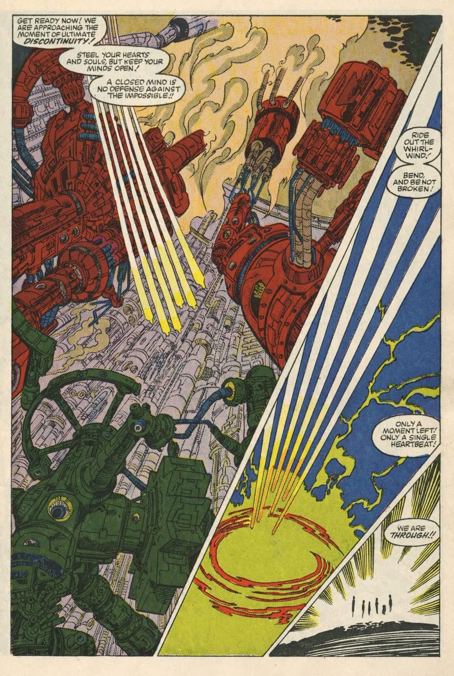 Read online Alpha Flight (1983) comic -  Issue #24 - 10