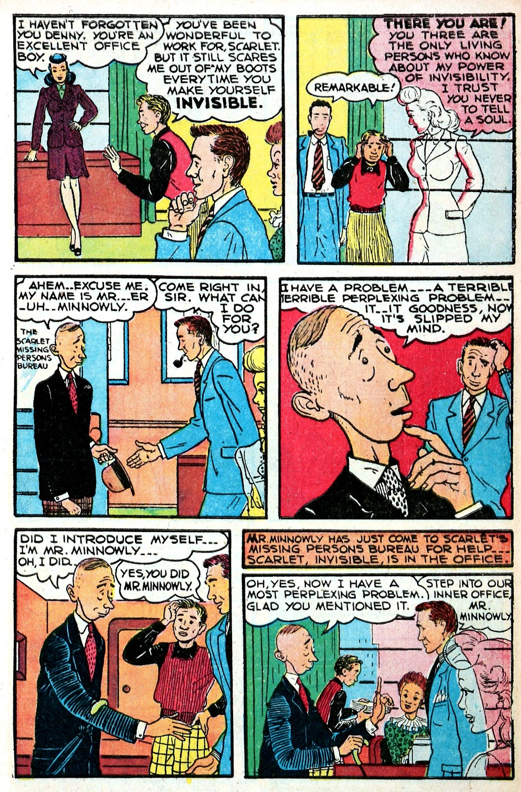 Read online Famous Funnies comic -  Issue #149 - 13