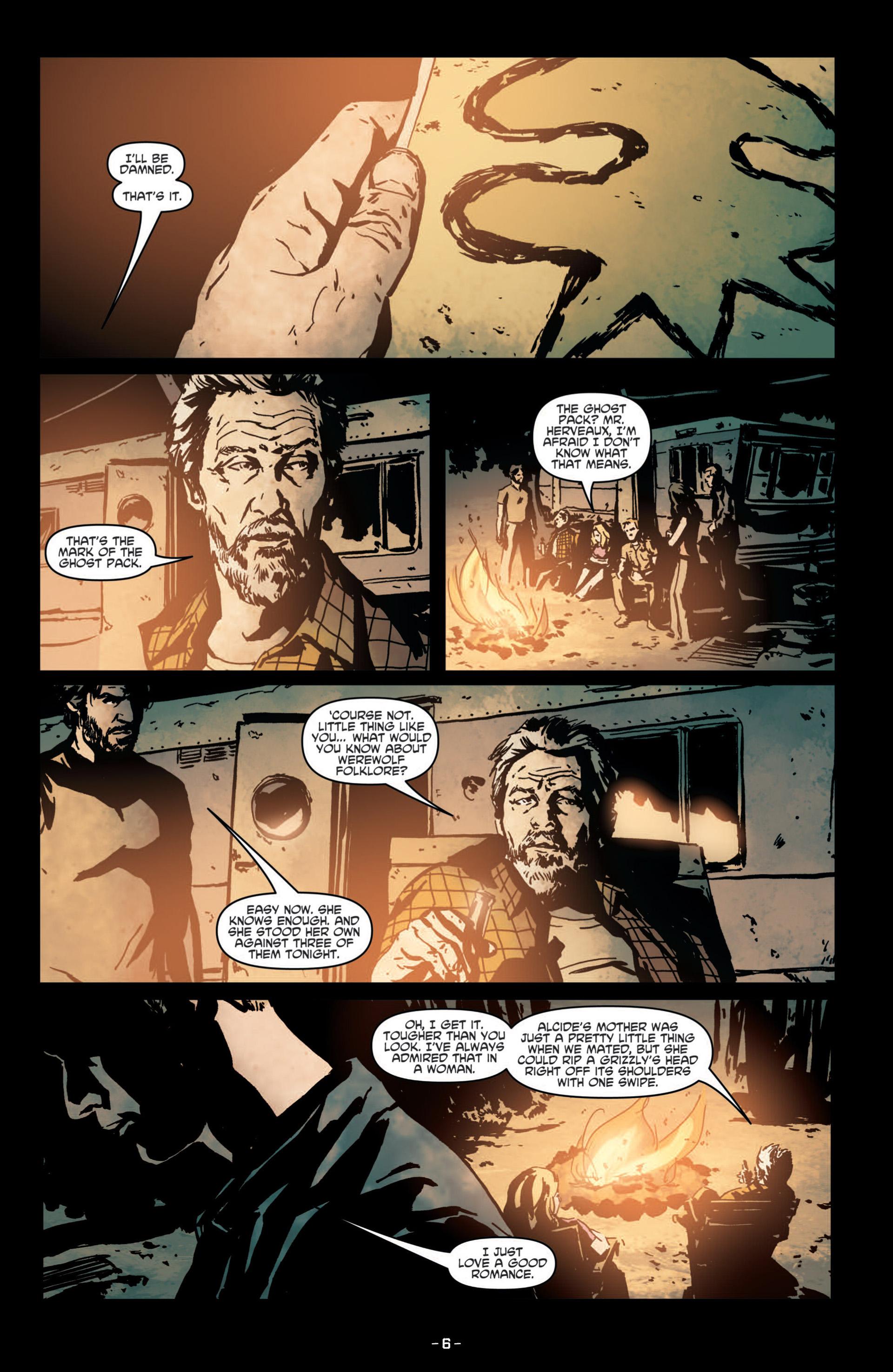 Read online True Blood (2012) comic -  Issue #8 - 8