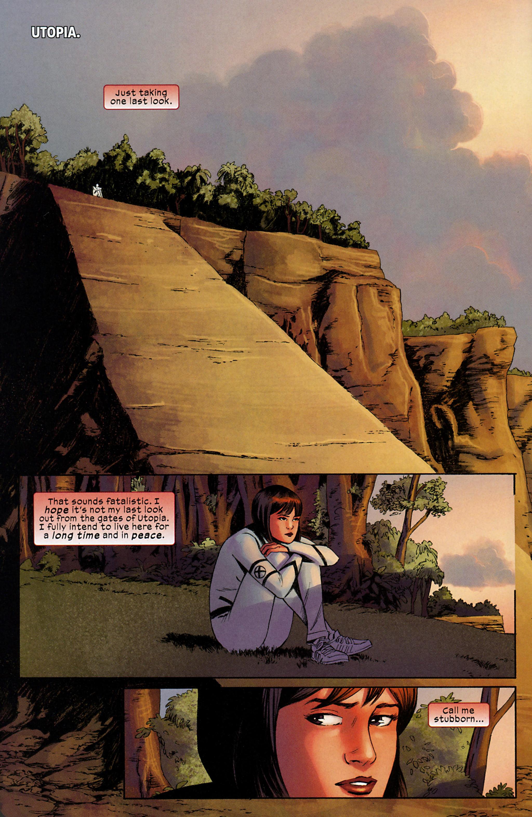 Read online Ultimate Comics X-Men comic -  Issue #32 - 3