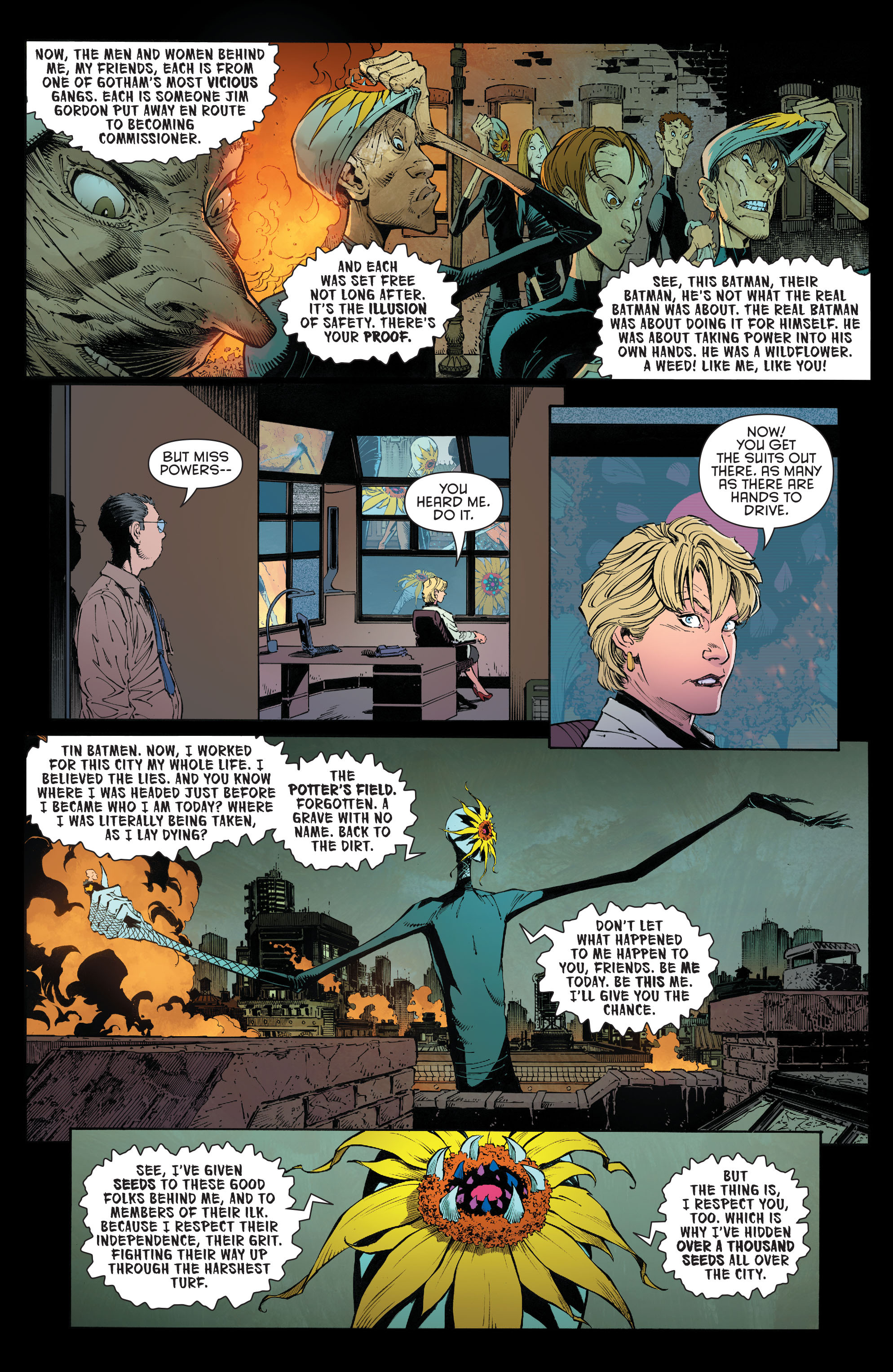Read online Batman (2011) comic -  Issue # _TPB 9 - 65