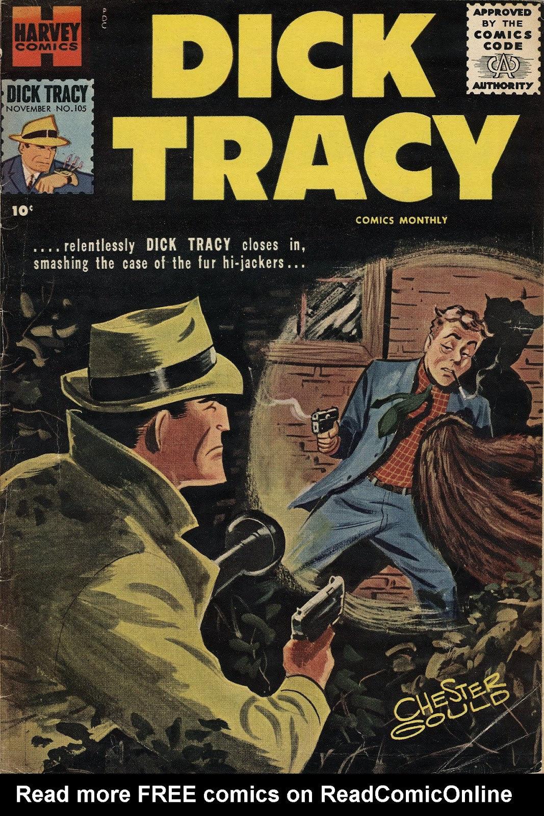 Dick Tracy (1950) 105 Page 1