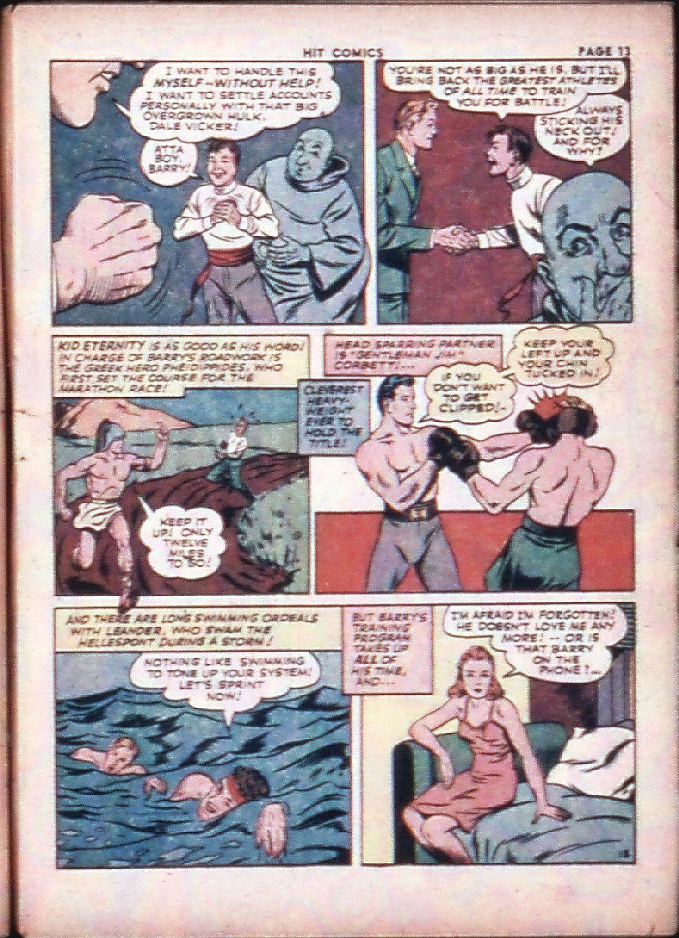 Read online Hit Comics comic -  Issue #29 - 15