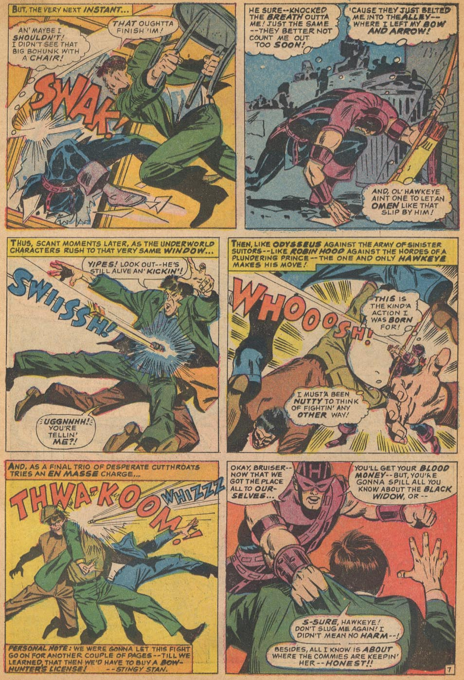 The Avengers (1963) 43 Page 10
