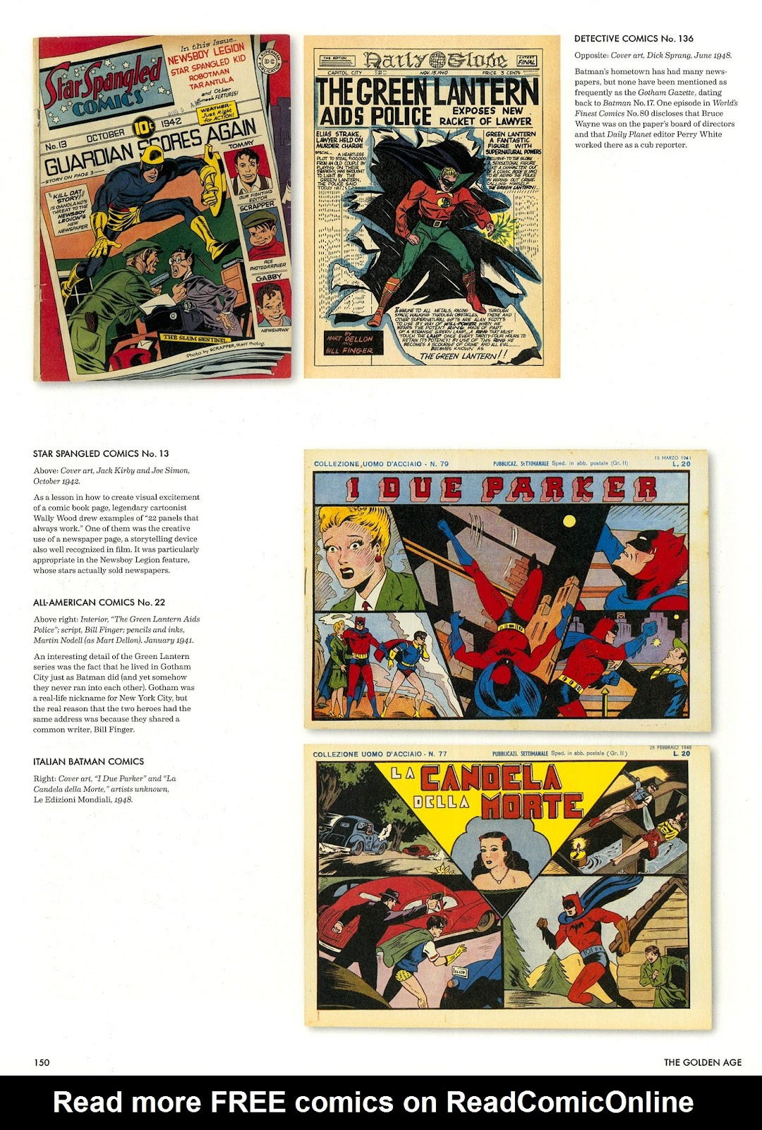 Read online 75 Years Of DC Comics comic -  Issue # TPB (Part 2) - 60