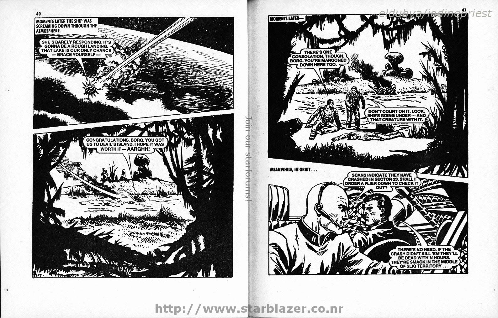Starblazer issue 208 - Page 22
