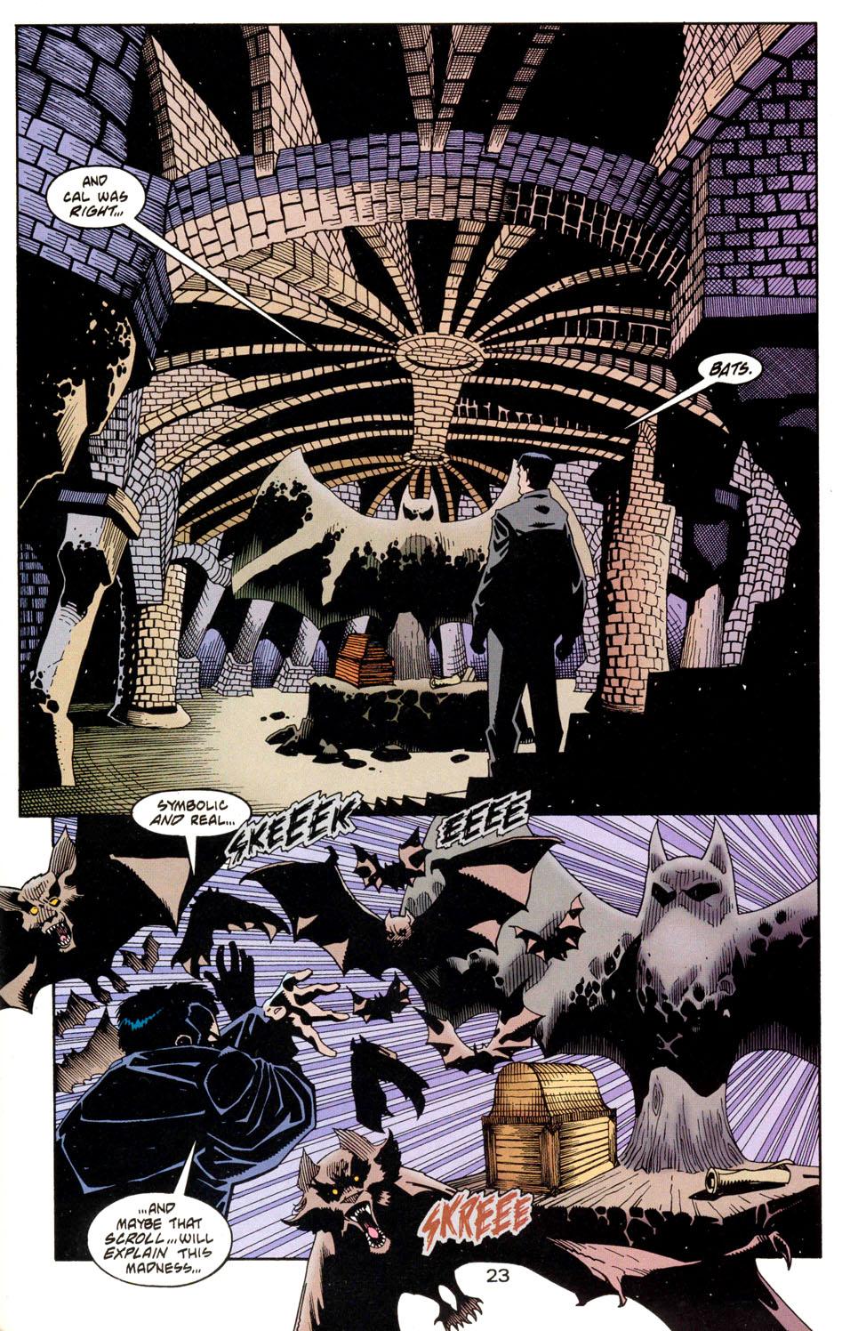 Read online Batman: Haunted Gotham comic -  Issue #1 - 25
