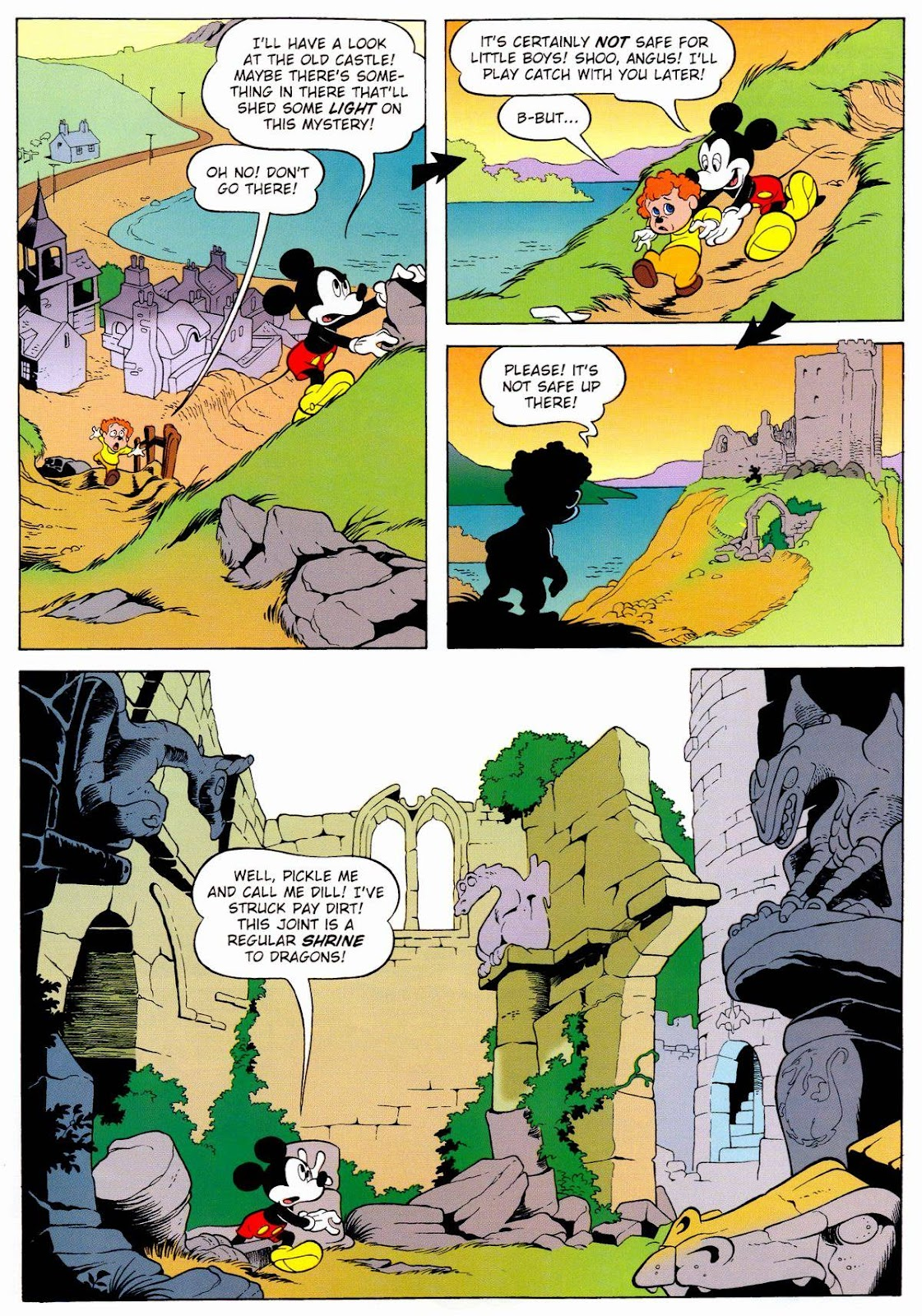 Walt Disney's Comics and Stories issue 640 - Page 31